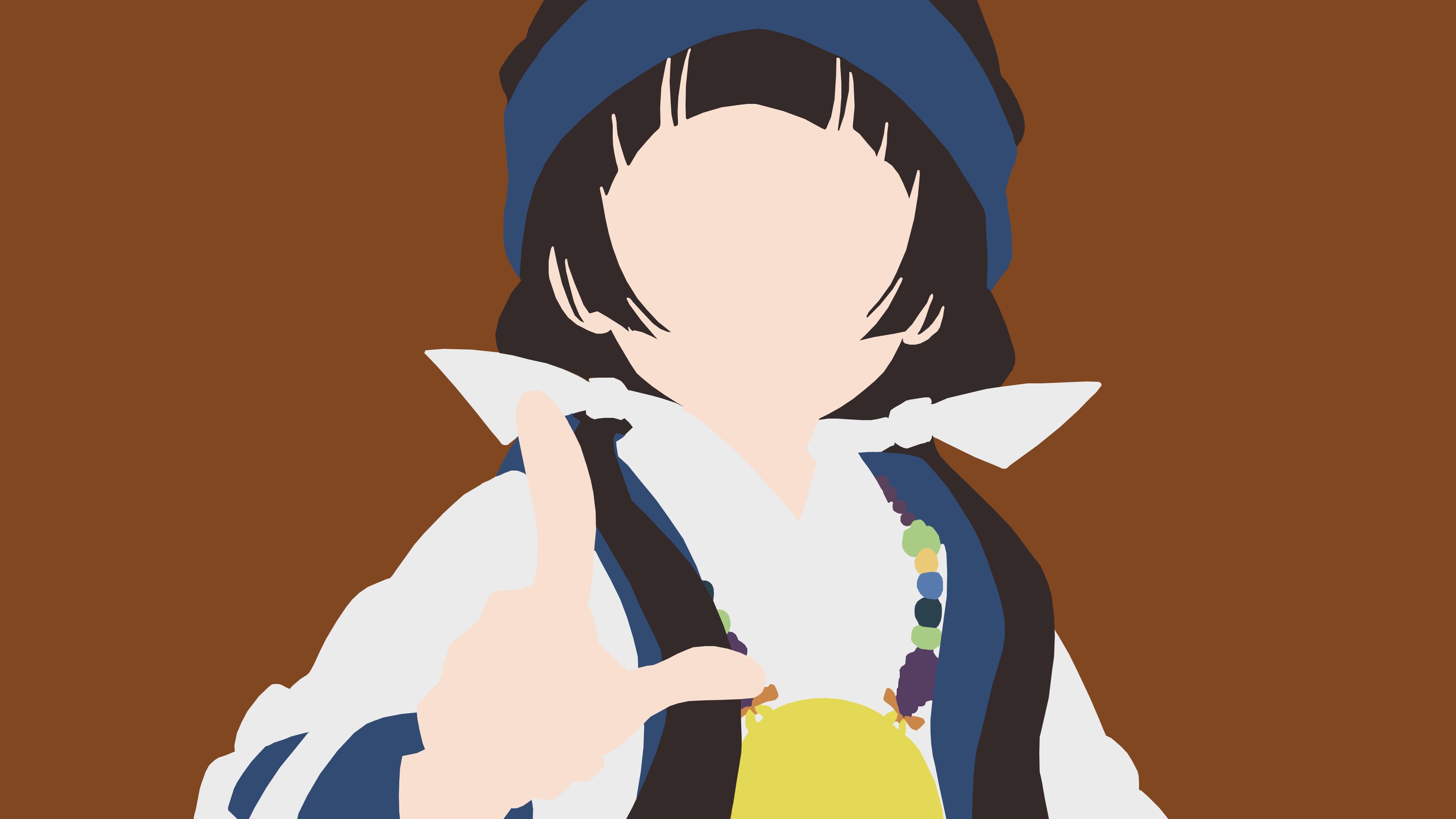 Wallpaper Kuma Miko Anime Girls Machi Amayadori 3840x2160 Images, Photos, Reviews