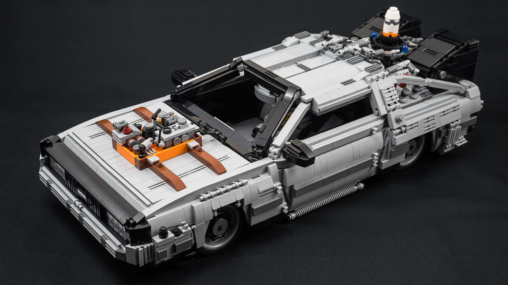 Wallpaper : LEGO, Brick, creation, afol, vehicle, time ...