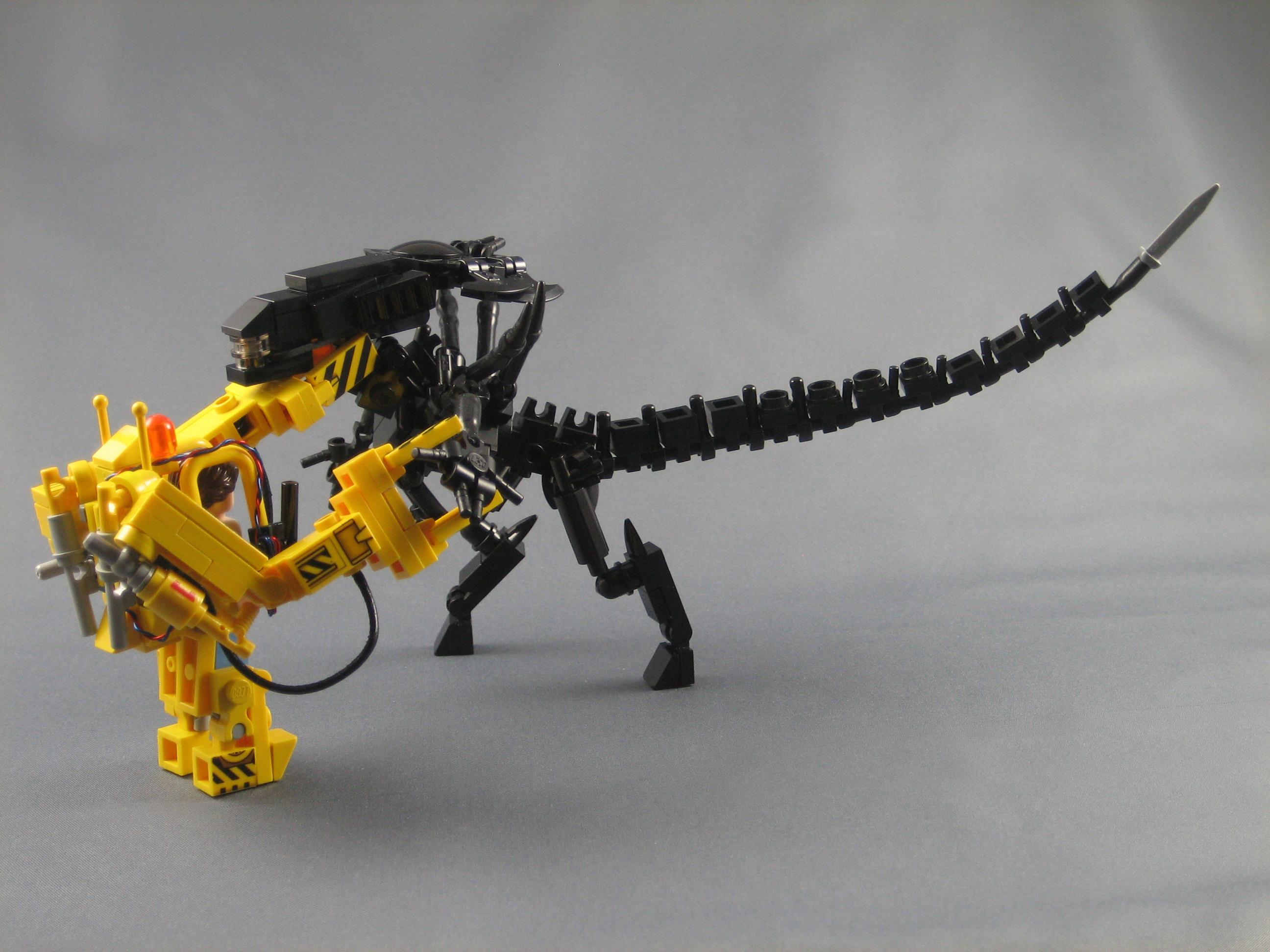 Wallpaper : LEGO, Xenomorph, aliens, Toy, machine, Queen ...