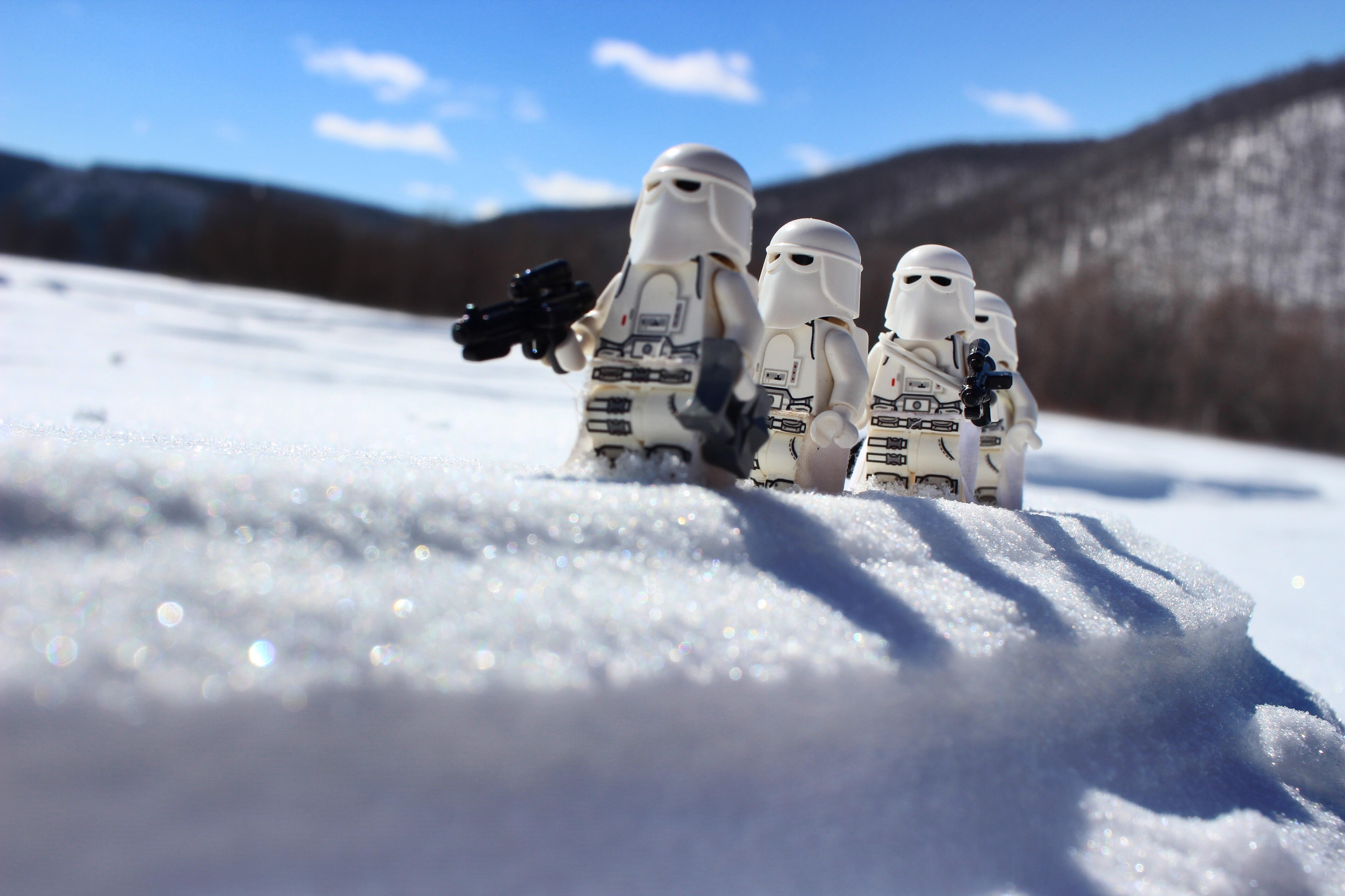 Wallpaper Lego Legography Starwars Snowtrooper Snow Stormtrooper 5184x3456 928555 Hd Wallpapers Wallhere