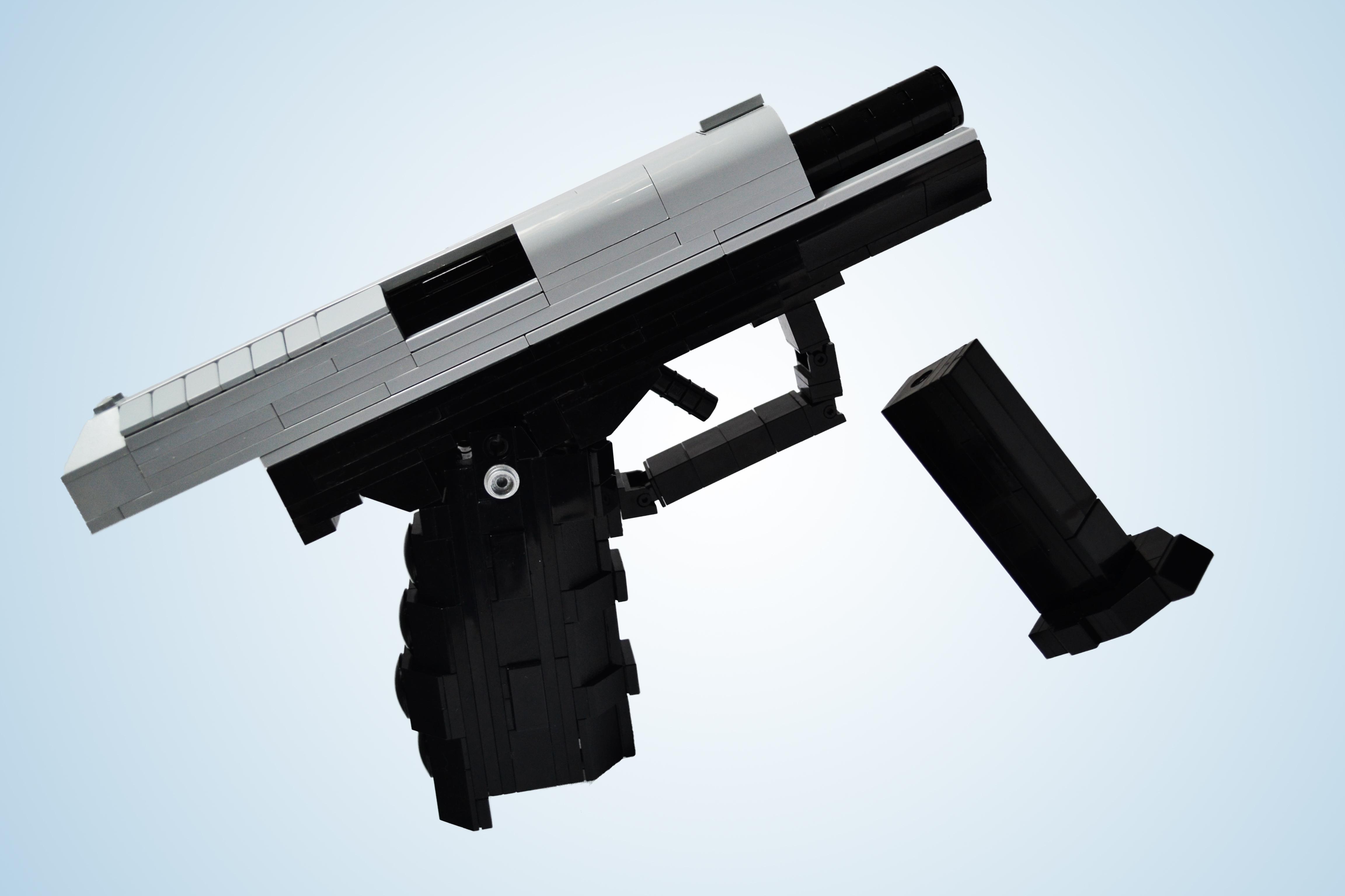 Картинки лего пистолетов