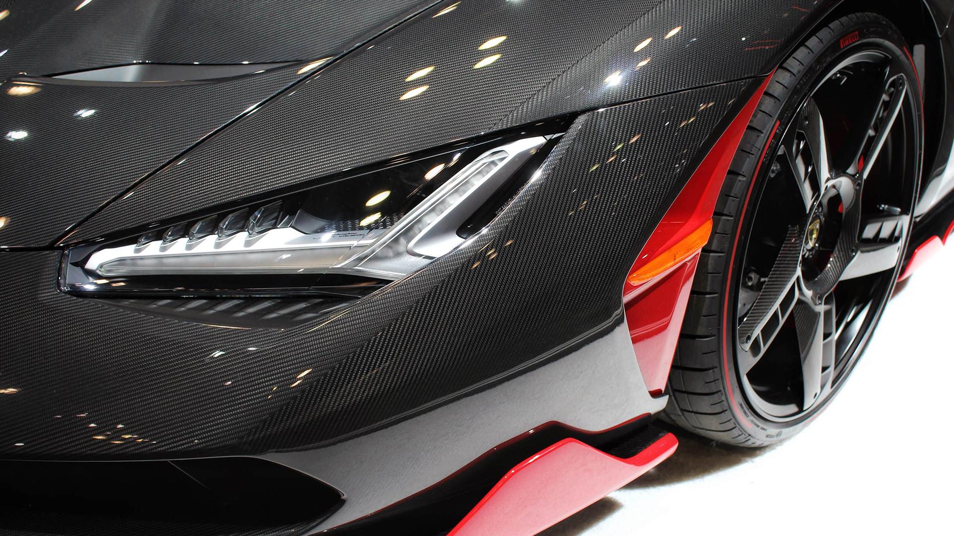 Wallpaper Lamborghini Centenario Lp770 4 Car Rims Head Lights