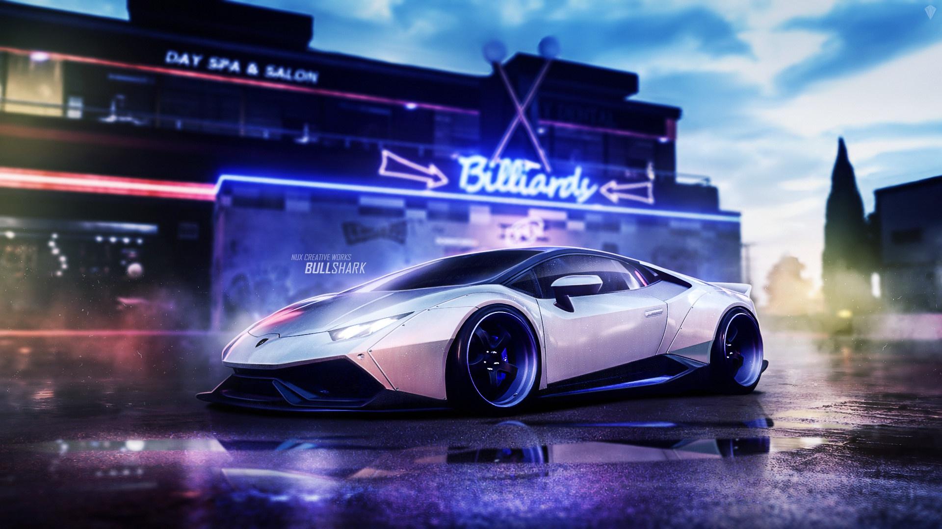 Fondos De Pantalla Lamborghini Huracan Coche Vehículo