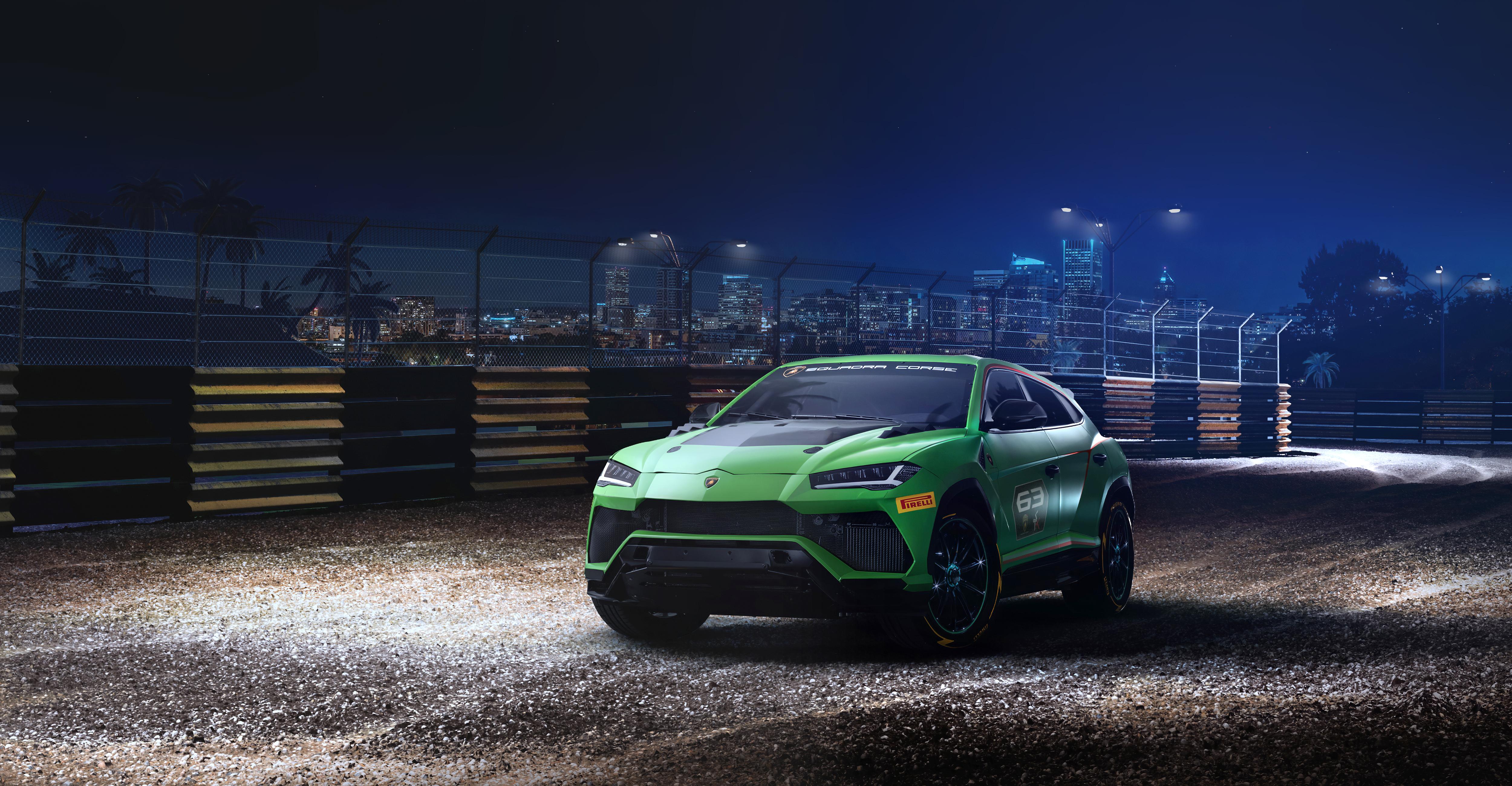Wallpaper Lamborghini Urus Lamborghini Urus St X Concept