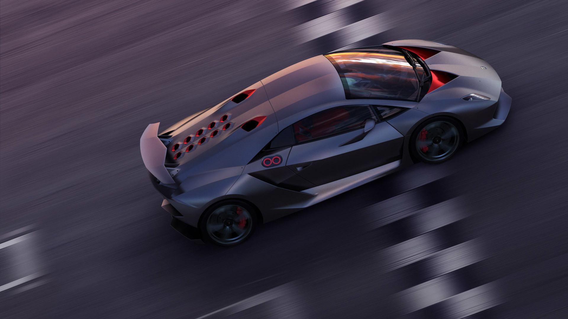 Wallpaper Car Vehicle Lamborghini Sesto Elemento Sesto Elemento
