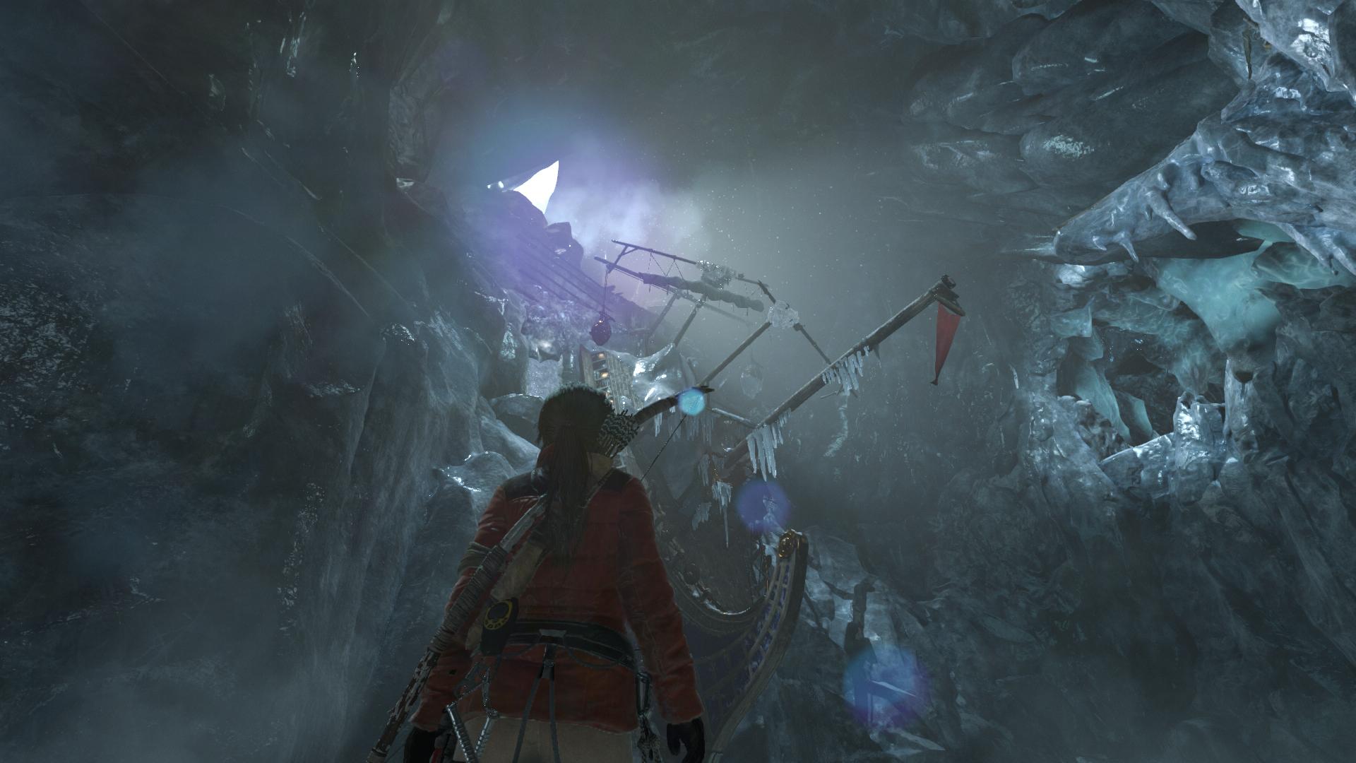 Wallpaper Lara Croft Tomb Raider Rise Of The Tomb Raider
