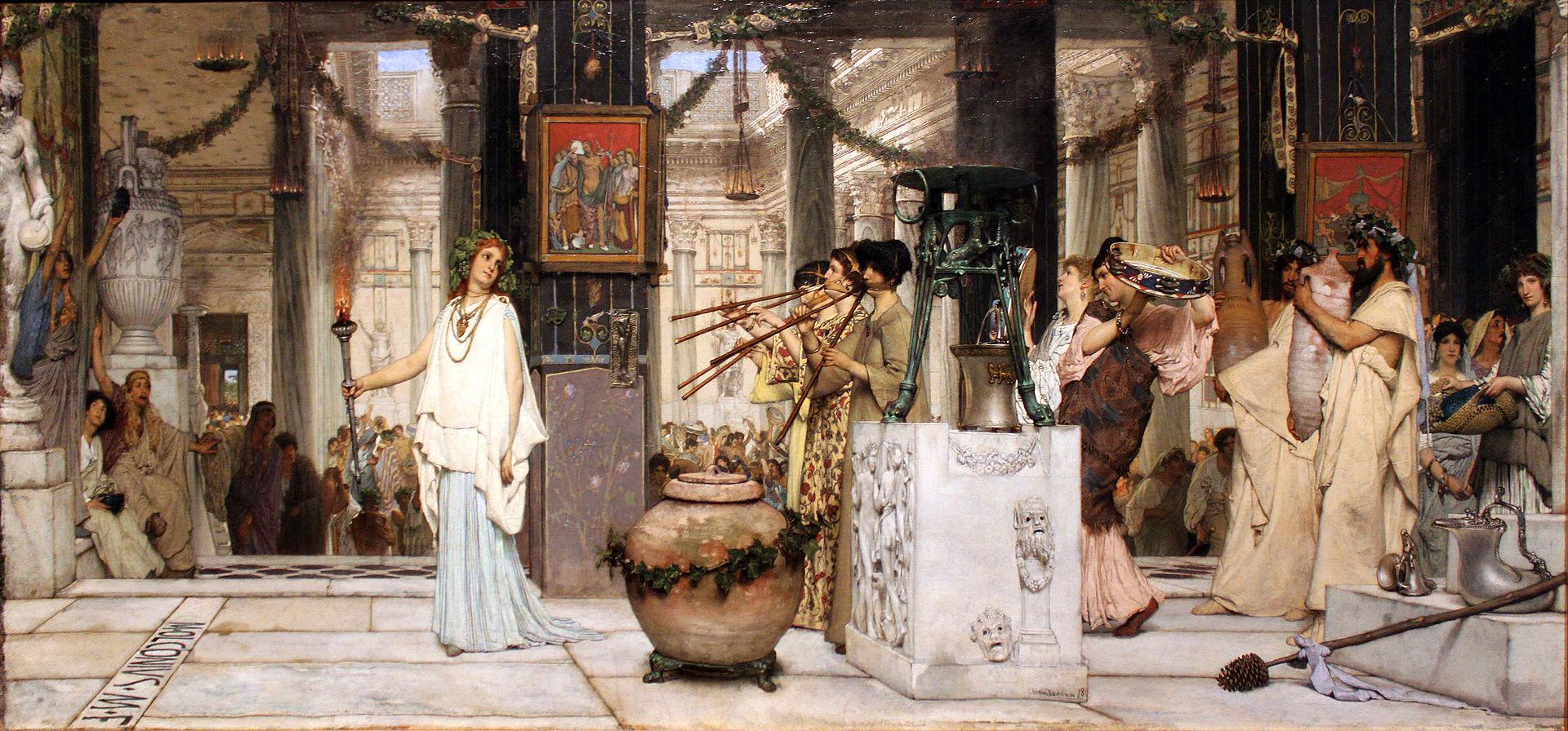 Любовные игры в древнем риме фото — img 11