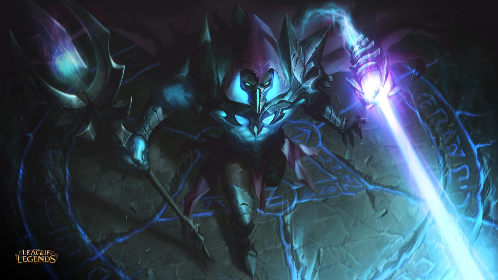 Masaüstü Efsaneler Ligi Summoners Rift Viktor League Of Legends