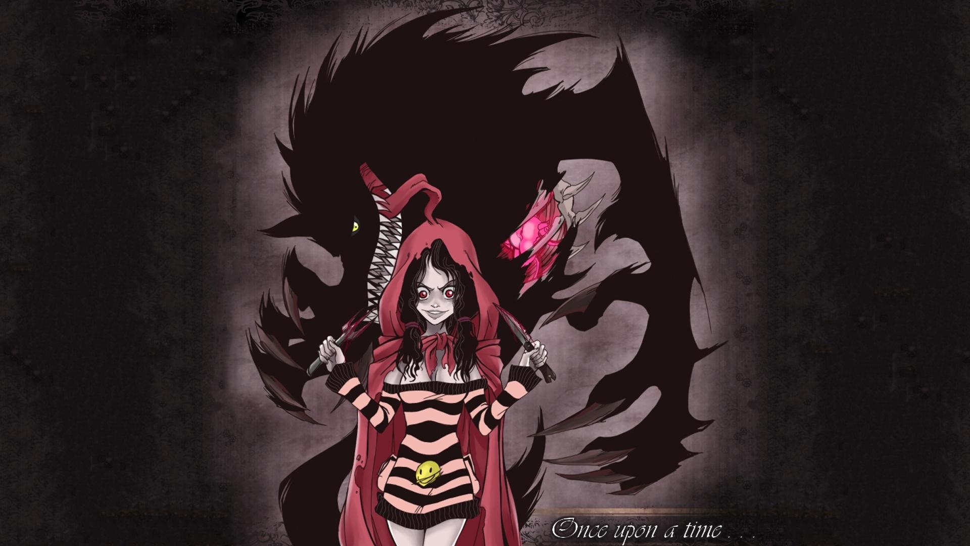 Little Red Riding Hood Fantasy Art Artwork