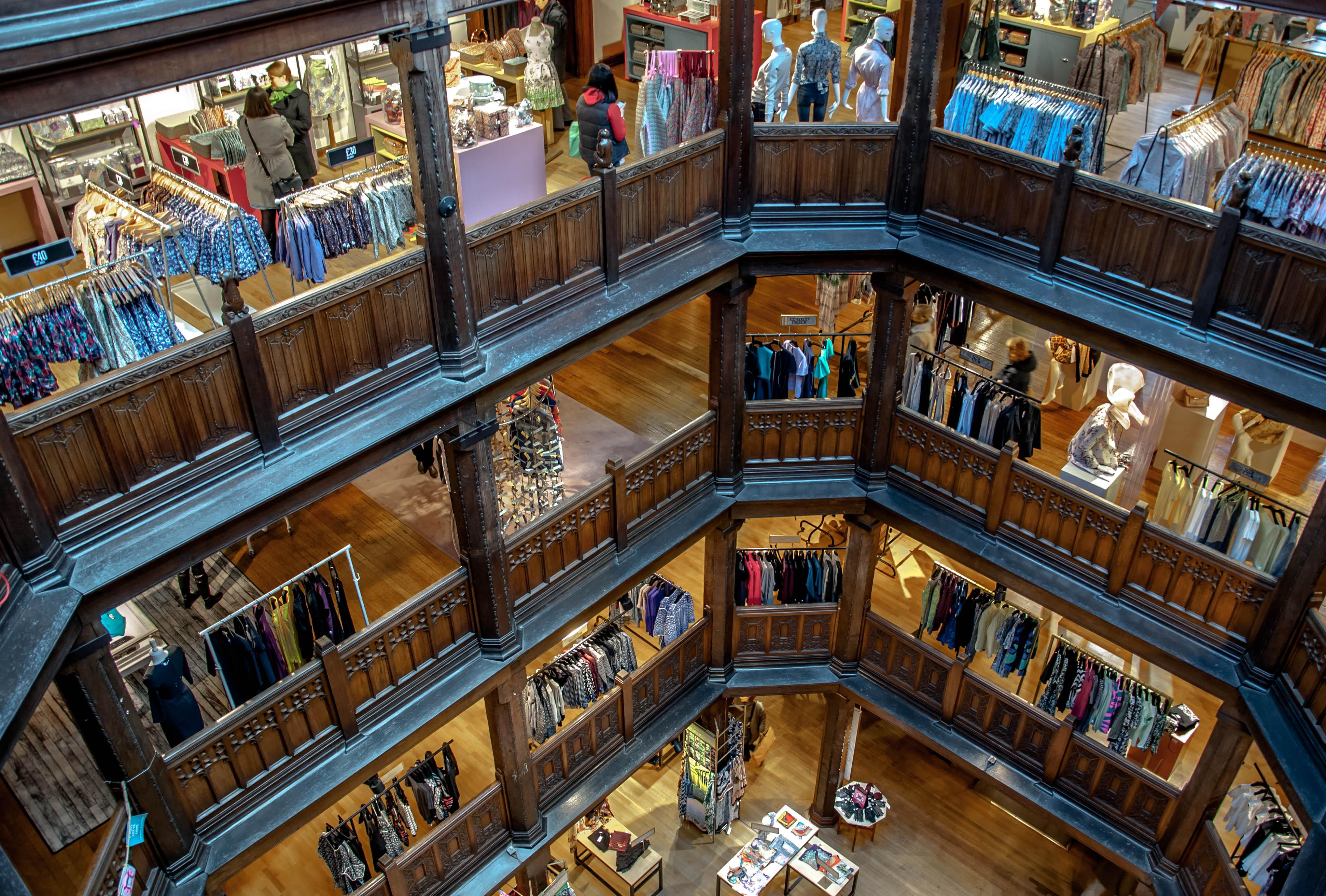 Wallpaper London Architecture Building Interior