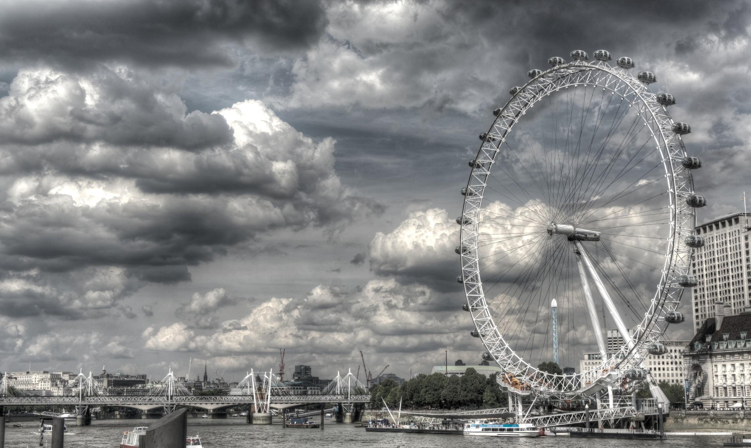 Fondos de pantalla : Londres, mar, Paisaje urbano, vehículo, Nubes ...