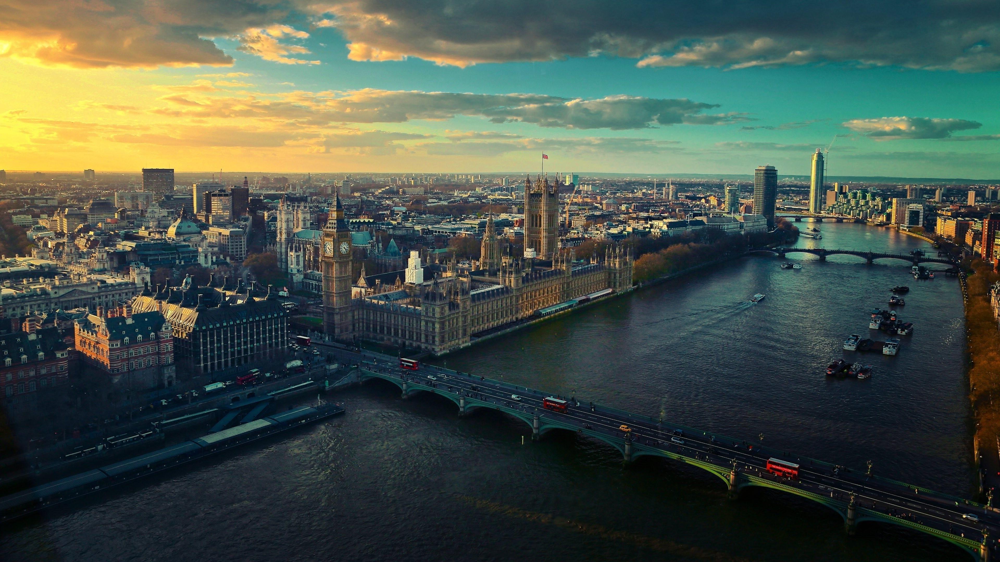 Обои london, Sunset. Города foto 15