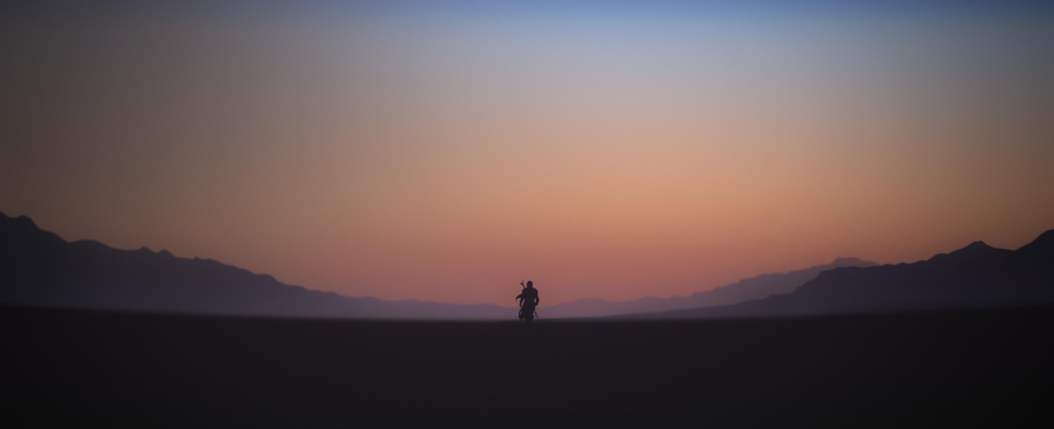 Wallpaper Louis Coyle Fantasy Art Digital Art Ultra Wide The Mandalorian Desert Gradient Landscape Mountains Sunrise Illustration Vector Star Wars 3440x1400 Theprettyreckless 1942261 Hd Wallpapers Wallhere