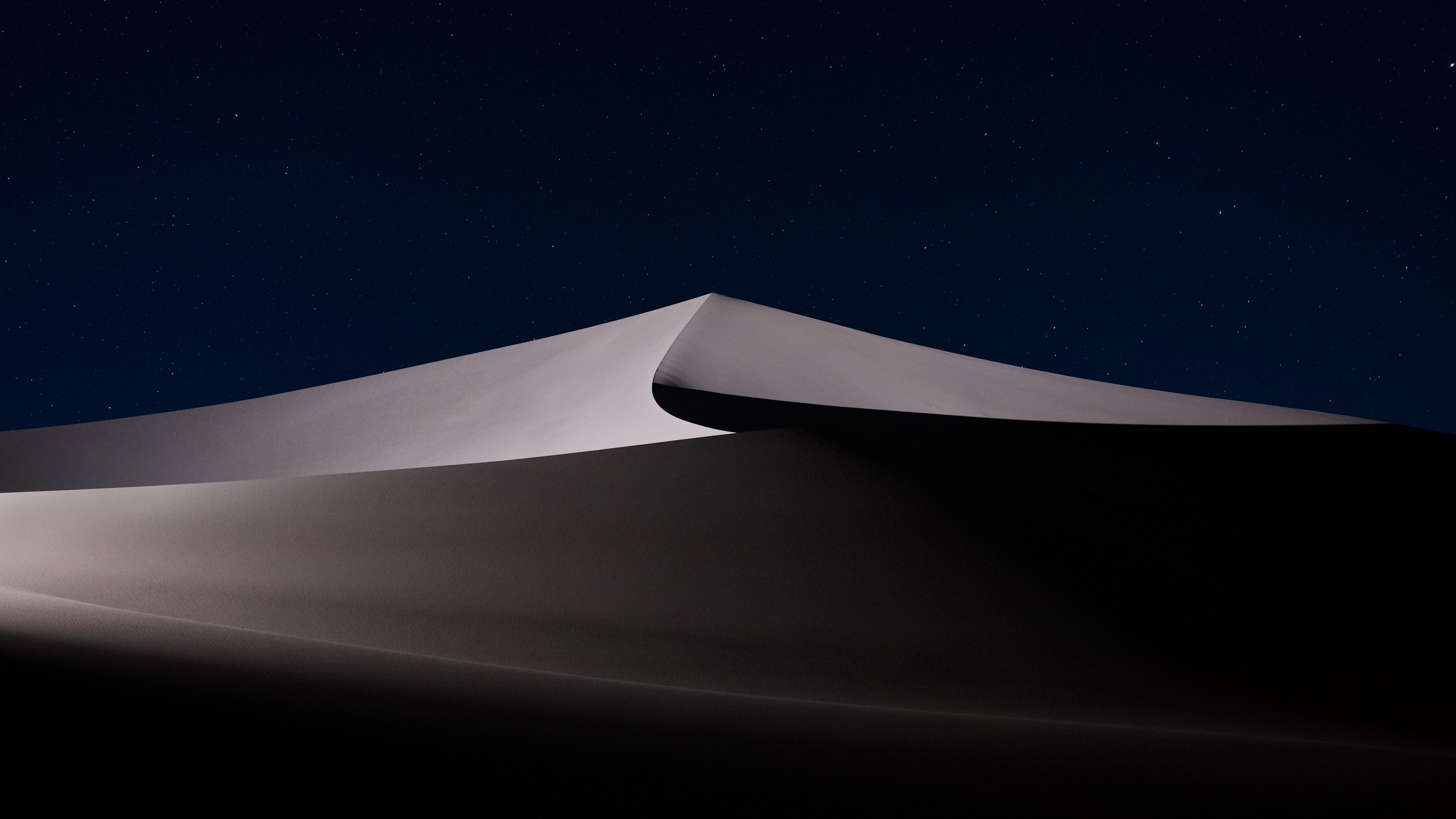 Wallpaper Mac Os X Mojave Nature Lamdscape Desert