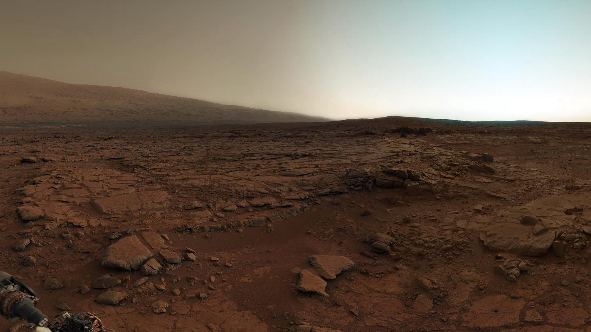 mars surface description - HD1920×1080