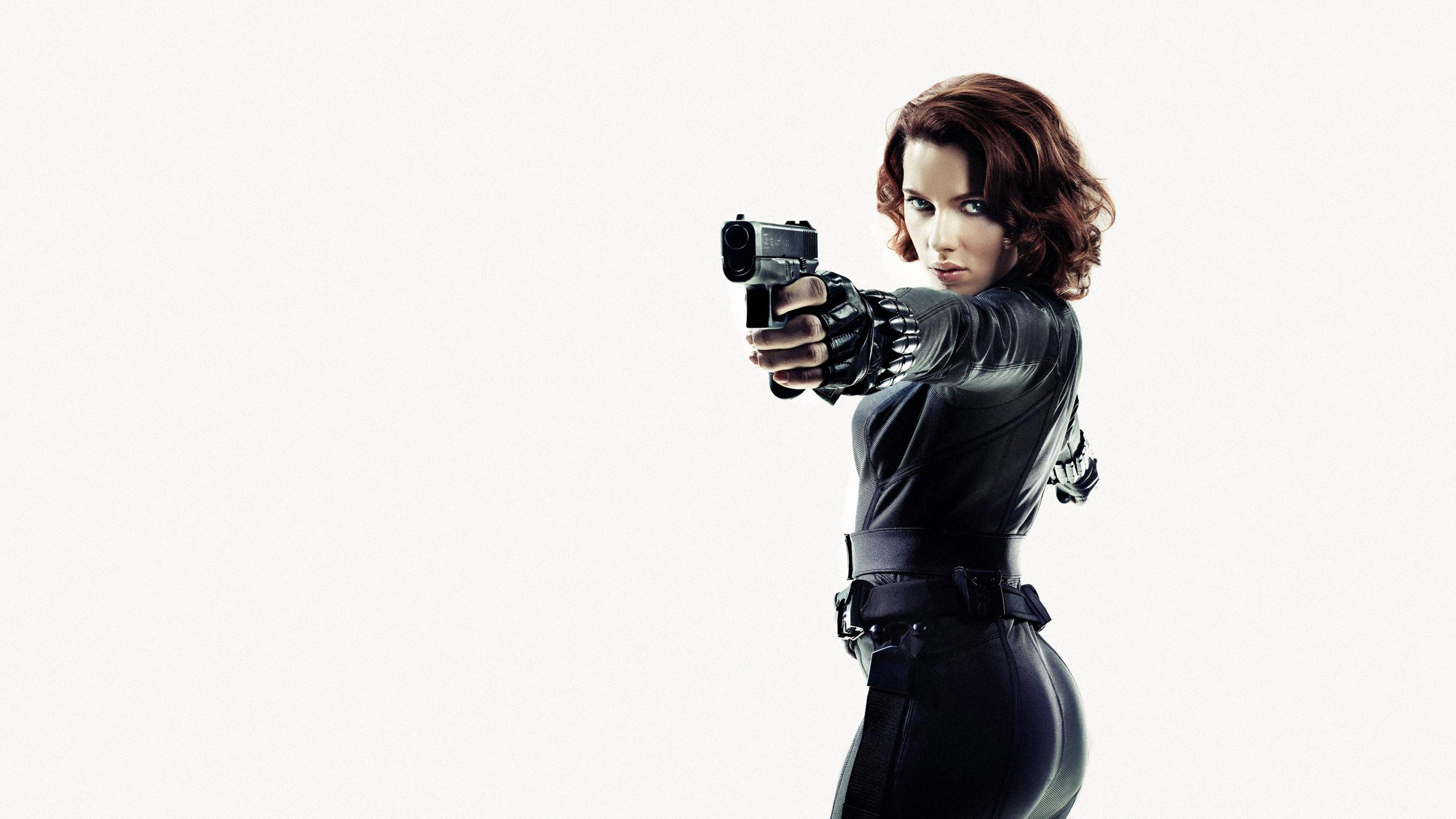 Wallpaper : Marvel Cinematic Universe, Black Widow, Scarlett