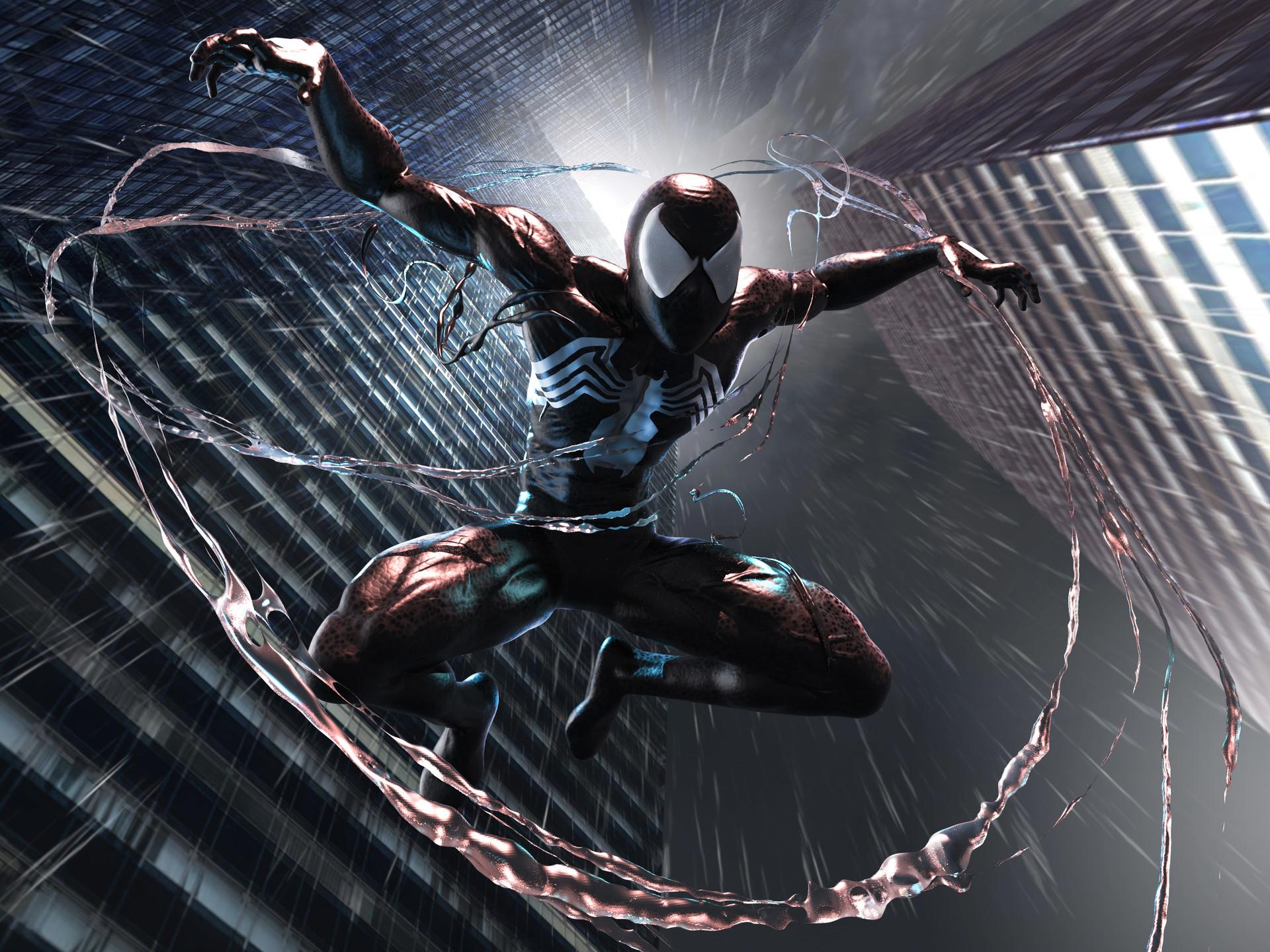 Человек-паук картинки на рабочий стол телефона