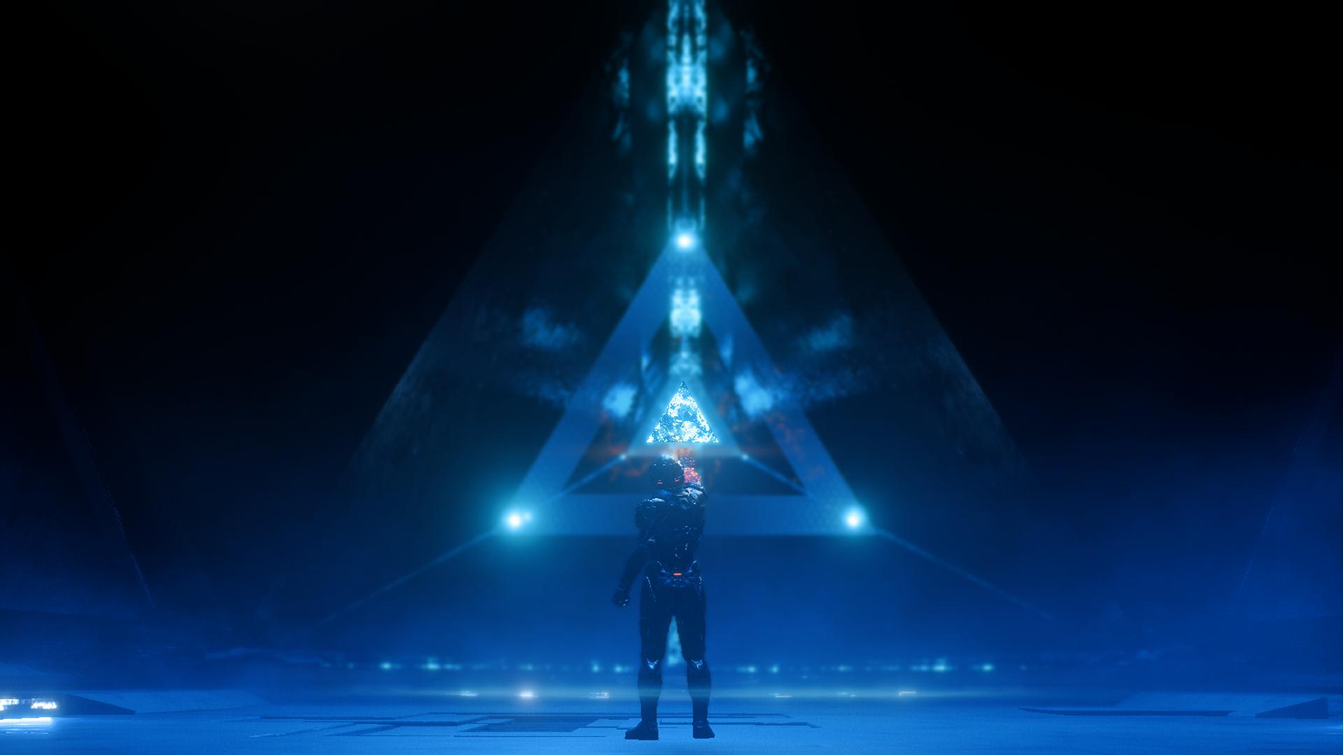 Wallpaper Mass Effect Andromeda Mass Effect 1920x1080