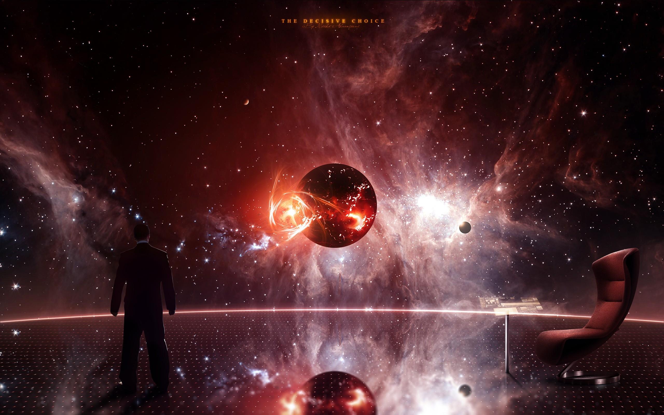 Wallpaper Mass Effect Illusive Man Planet Chair Space 2560x1600 4kwallpaper 739743 Hd Wallpapers Wallhere