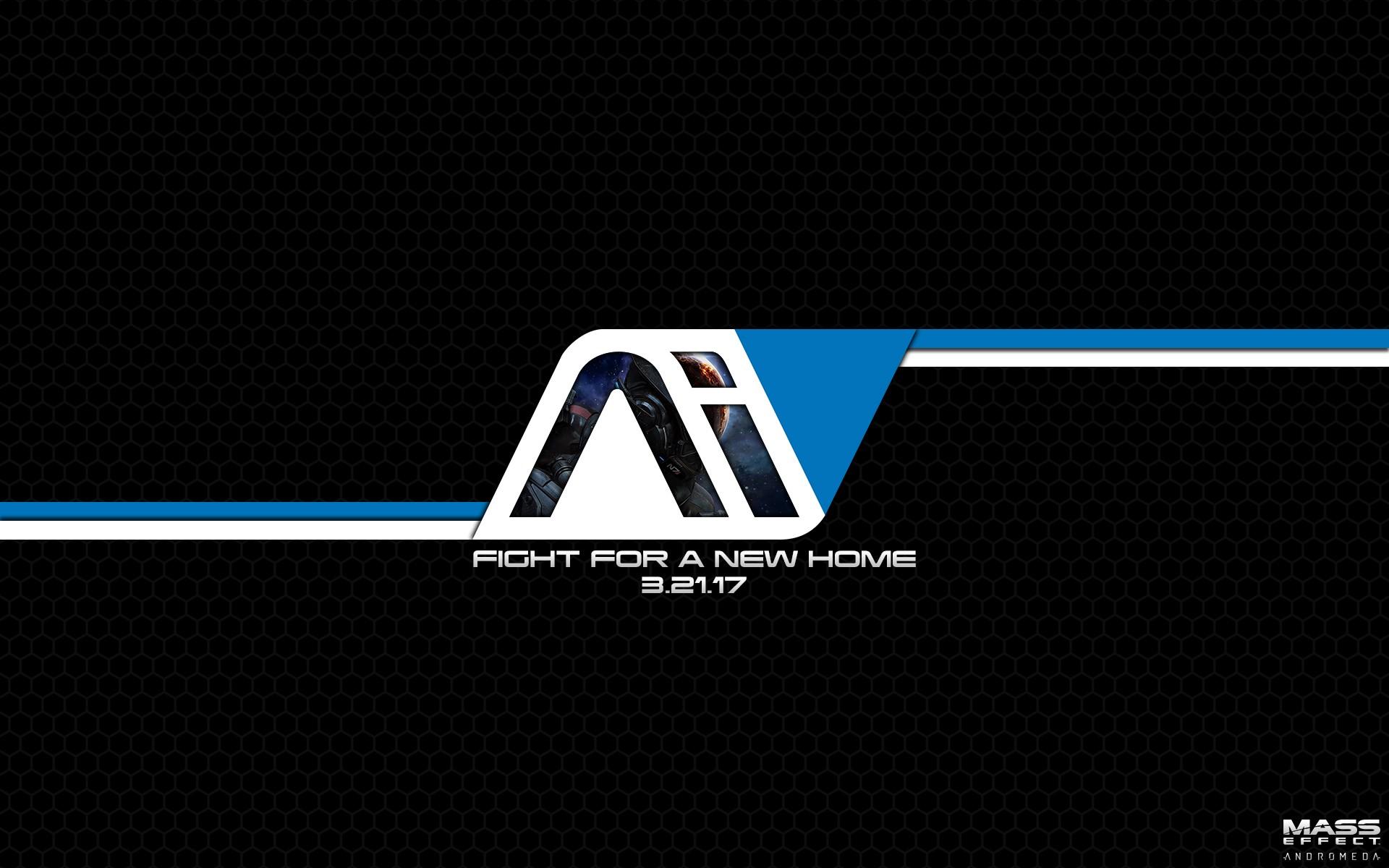 Wallpaper Mass Effect Mass Effect Andromeda Andromeda