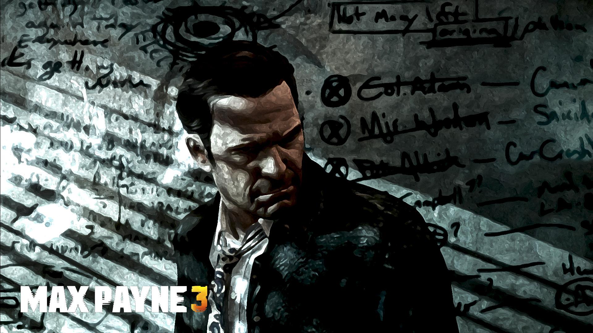 Wallpaper Max Payne 3 Max Payne 1920x1080 Krimo9306 1739137