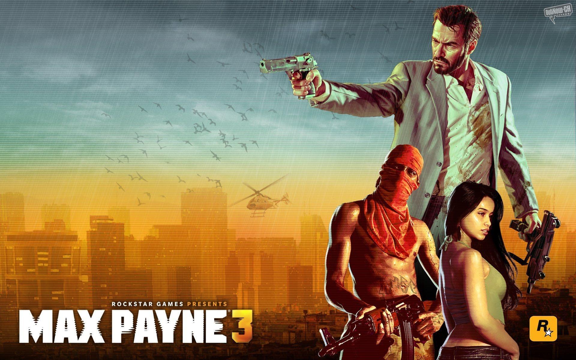 Sfondi Max Payne 3 Giochi Da Rockstar Max Payne Terrorista