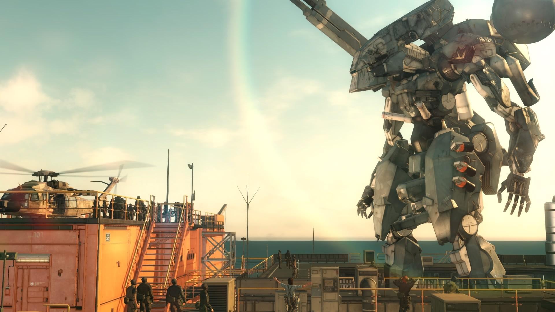 Wallpaper Metal Gear Solid Metal Gear Solid V The Phantom