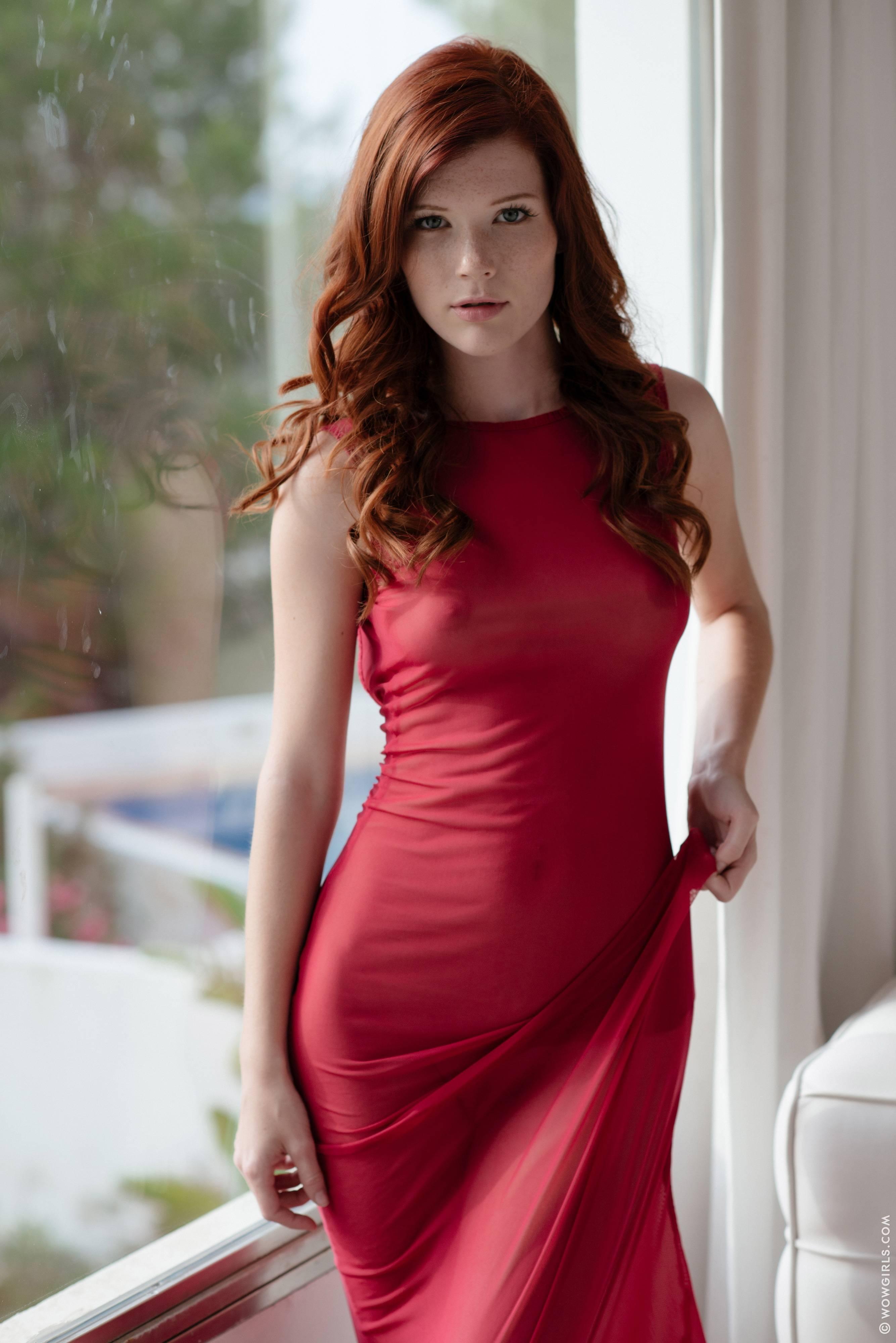 Free hot pic redhead #5