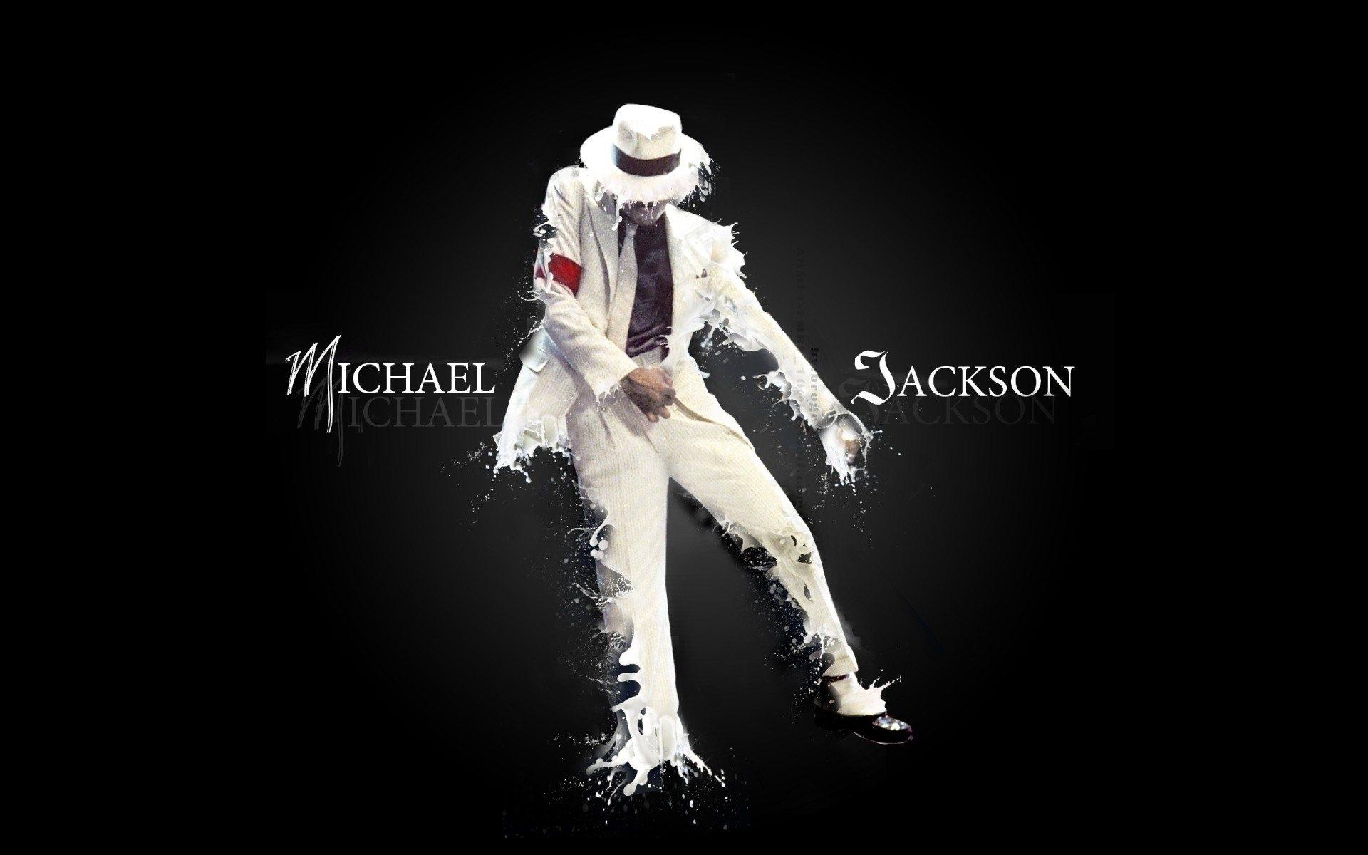 Hintergrundbilder Michael Jackson Sprühen Briefe Tanzen