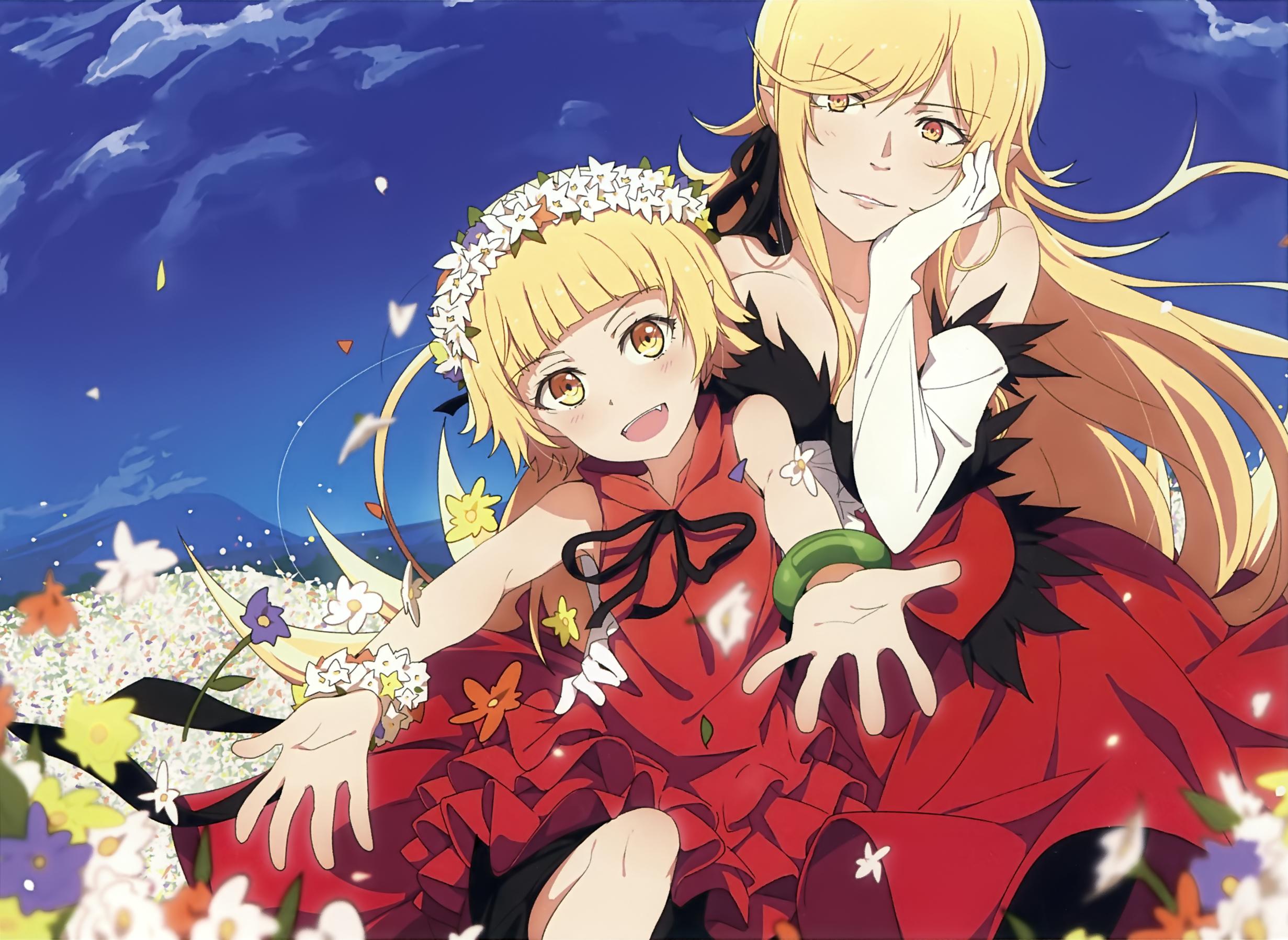 Monogatari Second Season Available in a New DVD/Blu-ray ...