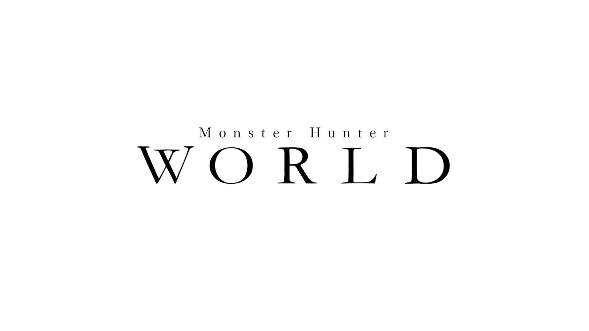 Wallpaper Monster Hunter World Pc Gaming Monster Hunter