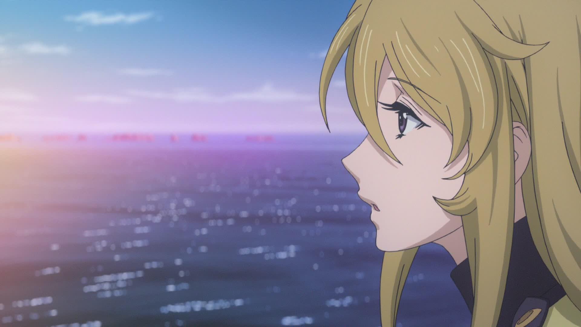 デスクトップ壁紙 Mori Yuki 宇宙戦艦ヤマト2199 アニメの女の子