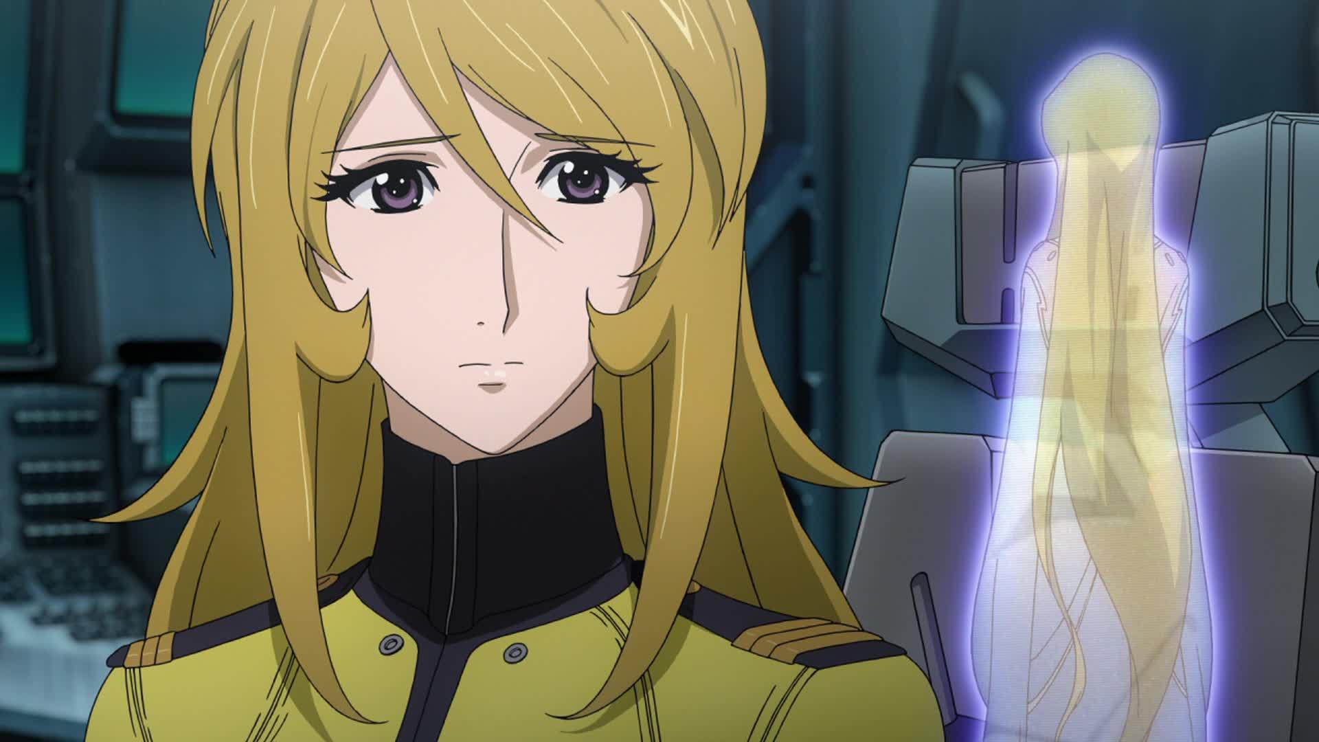 Wallpaper Mori Yuki Space Battleship Yamato 2199 Anime Girls