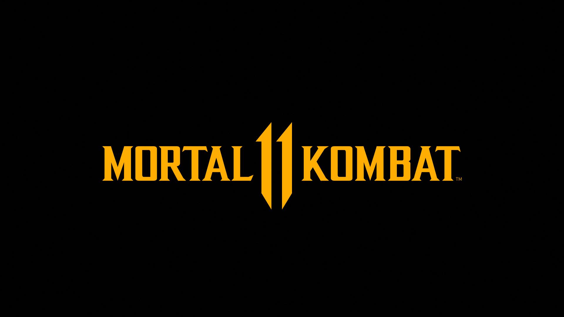Wallpaper Mortal Kombat Mortal Kombat 11 Scorpion Character