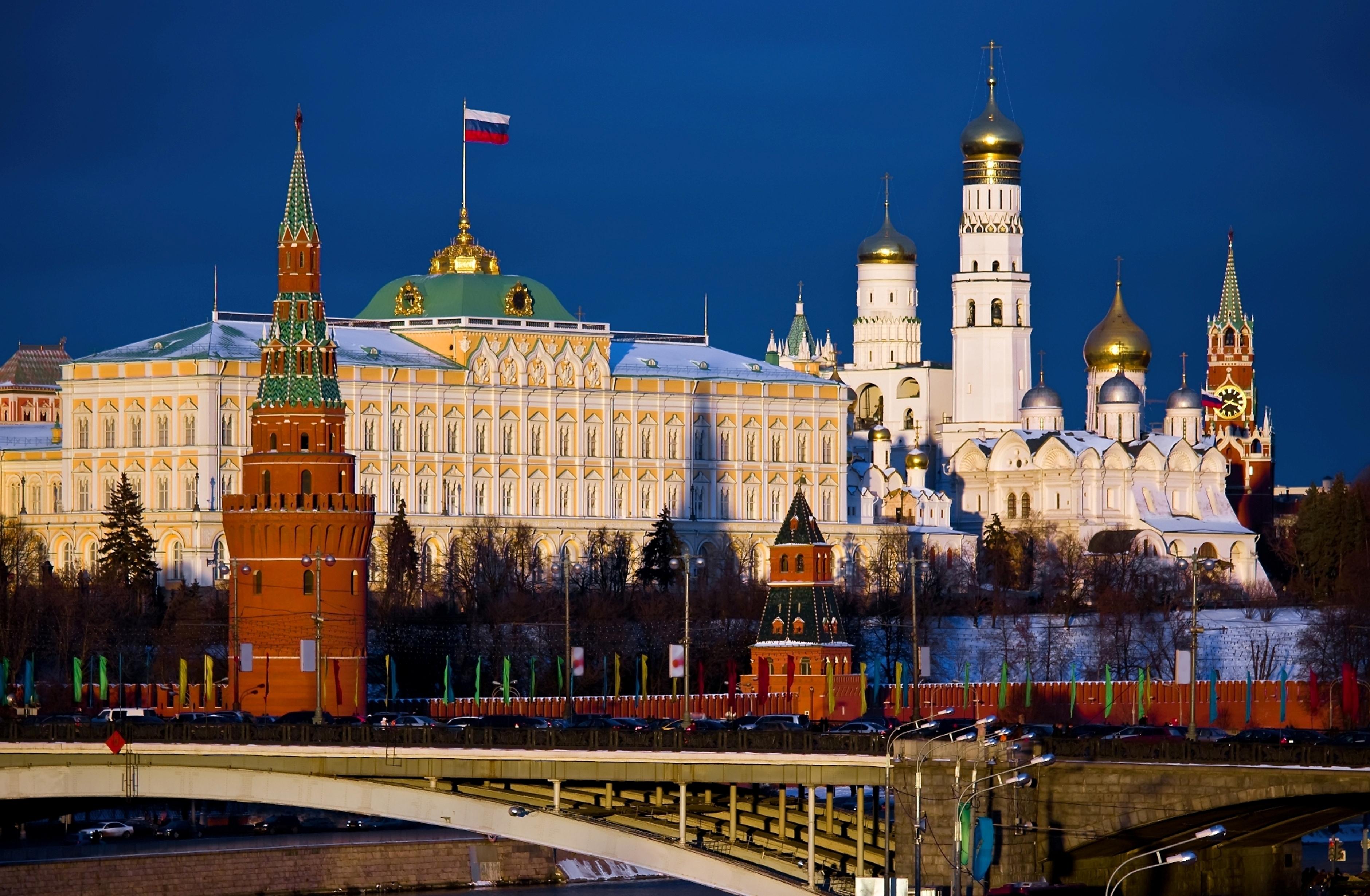 capitale-de-russie - Photo