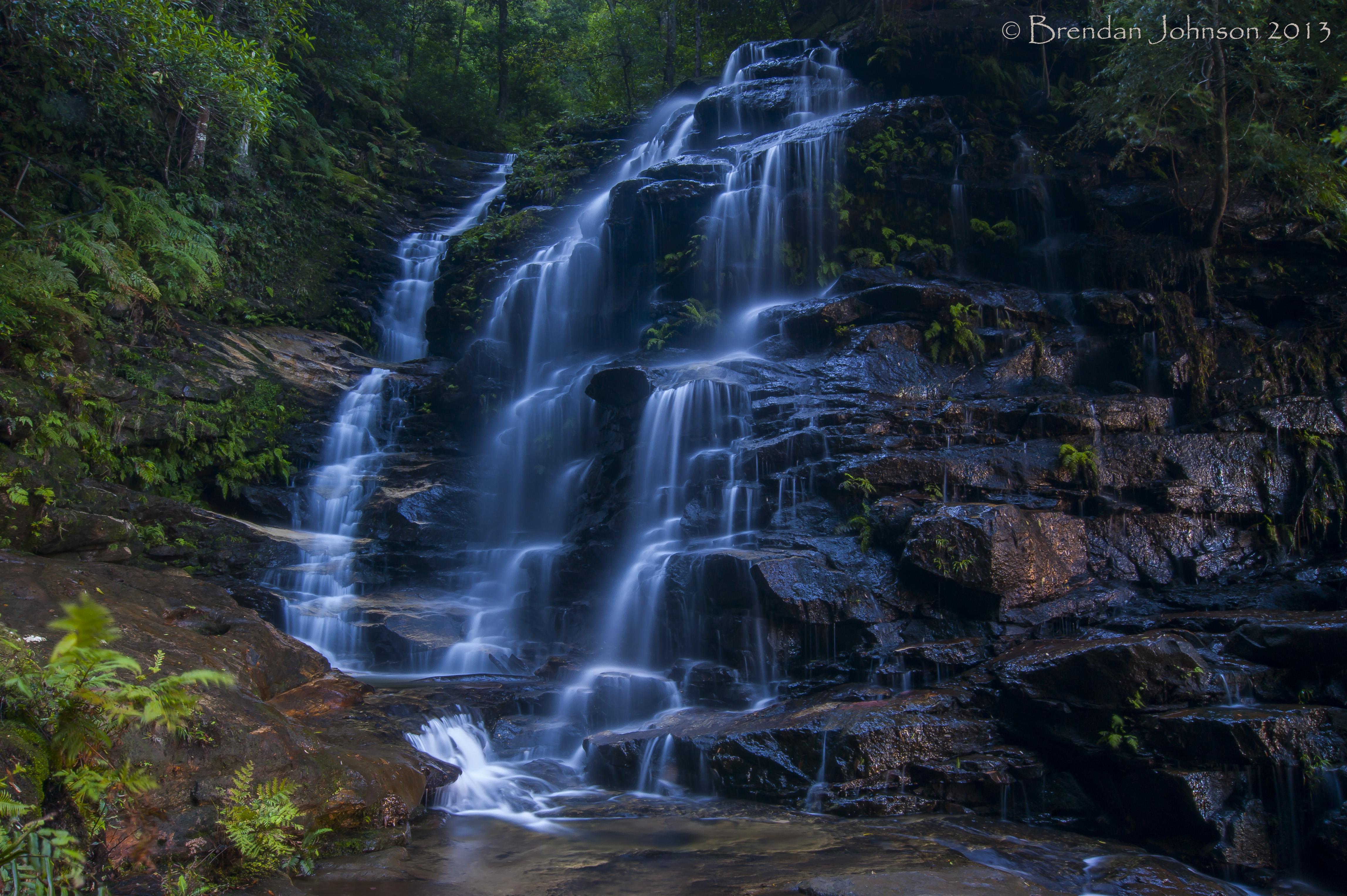 австралия горы водопады виды фото старт обеспечен даже