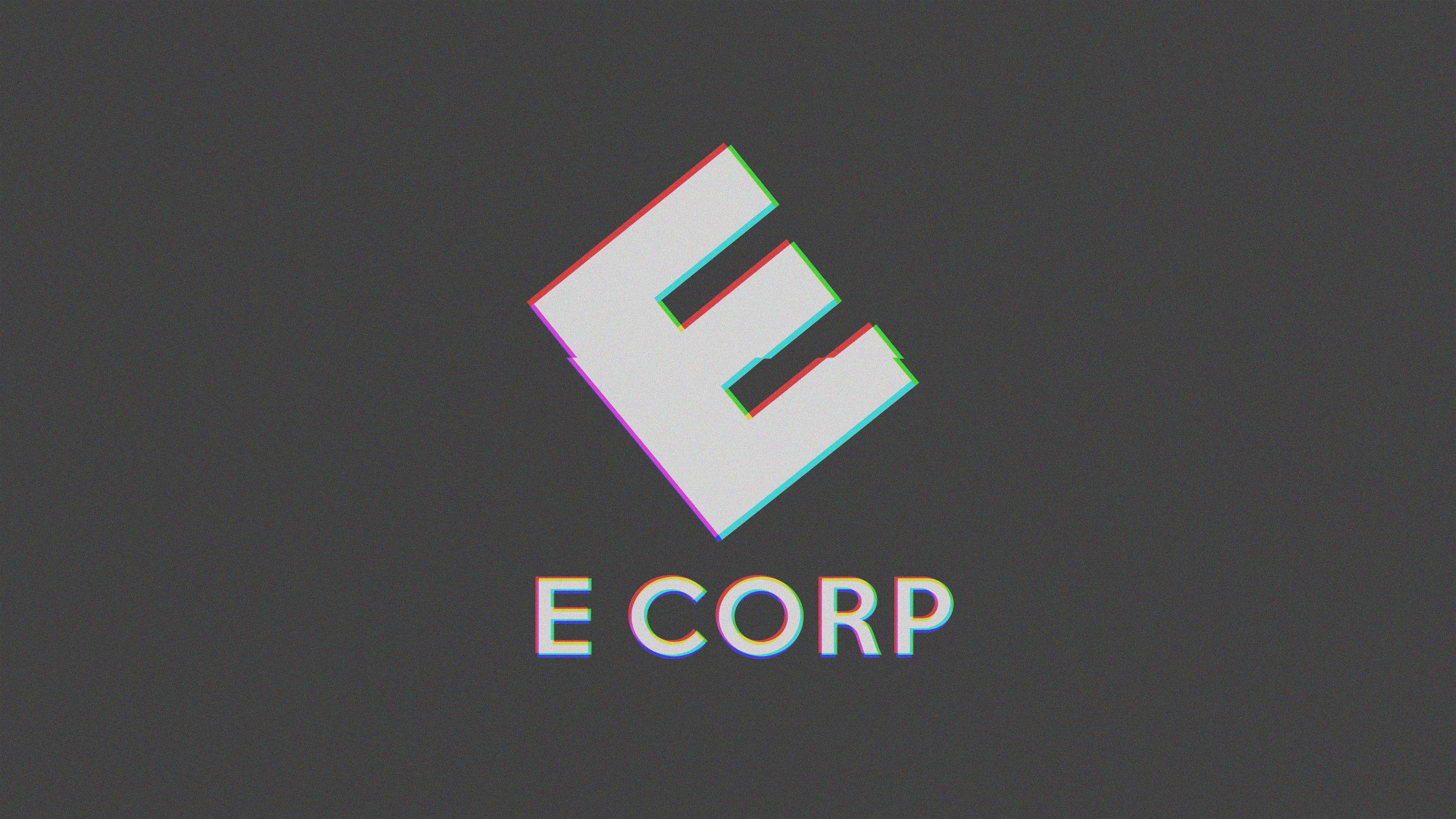 Wallpaper Mr Robot E Corp Evil Corp 3517x1979