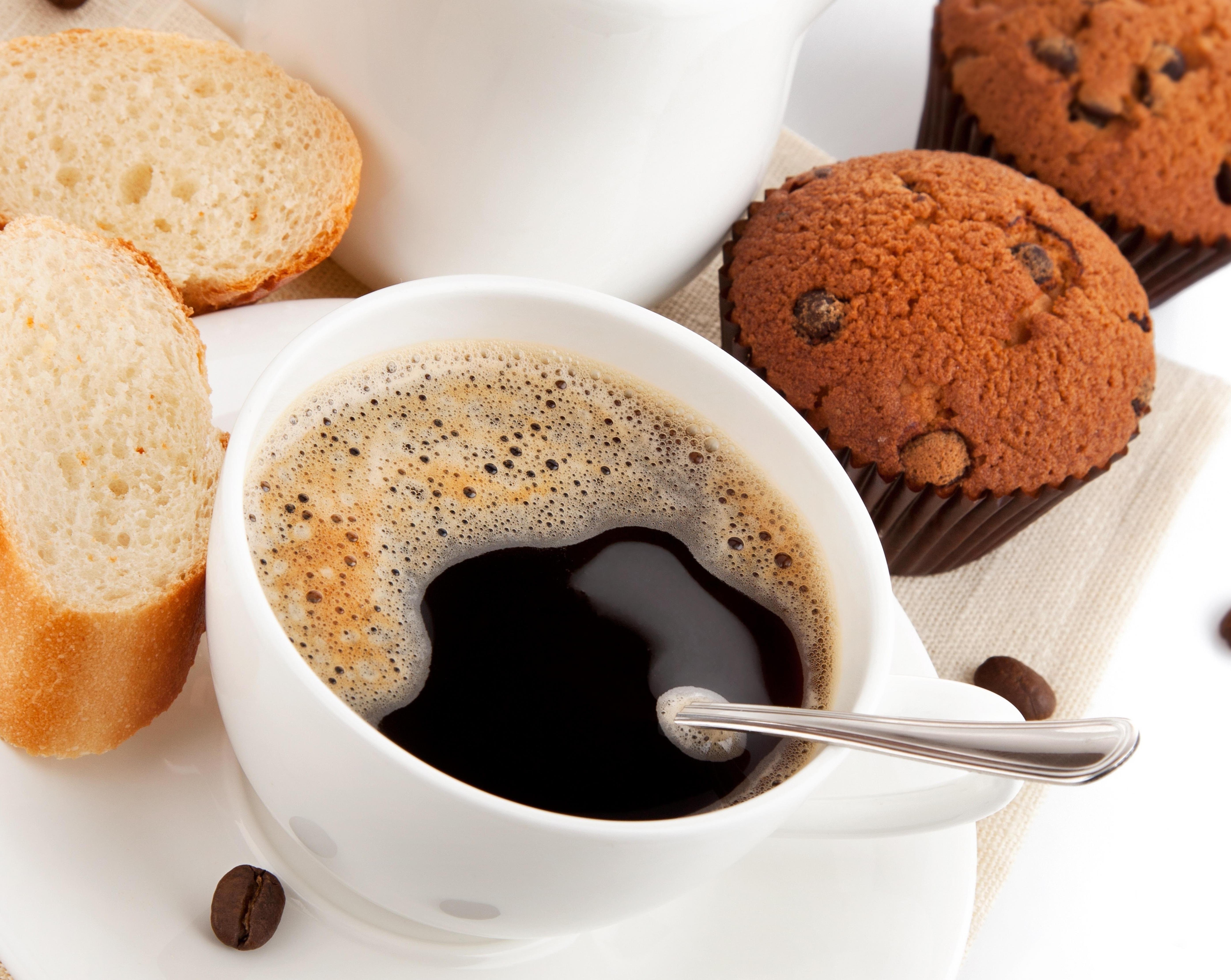 Кофе с пирожными открытки 47