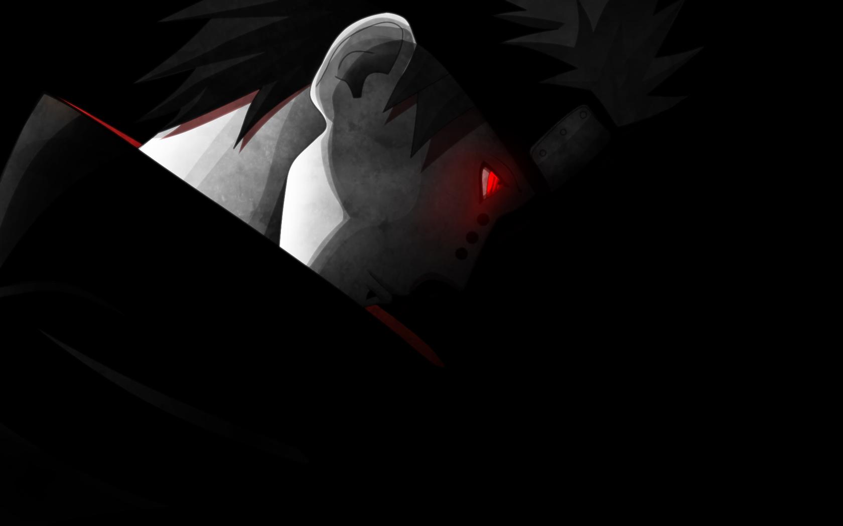 Wallpaper Naruto Shippuuden Pein Yahiko Glowing Eyes