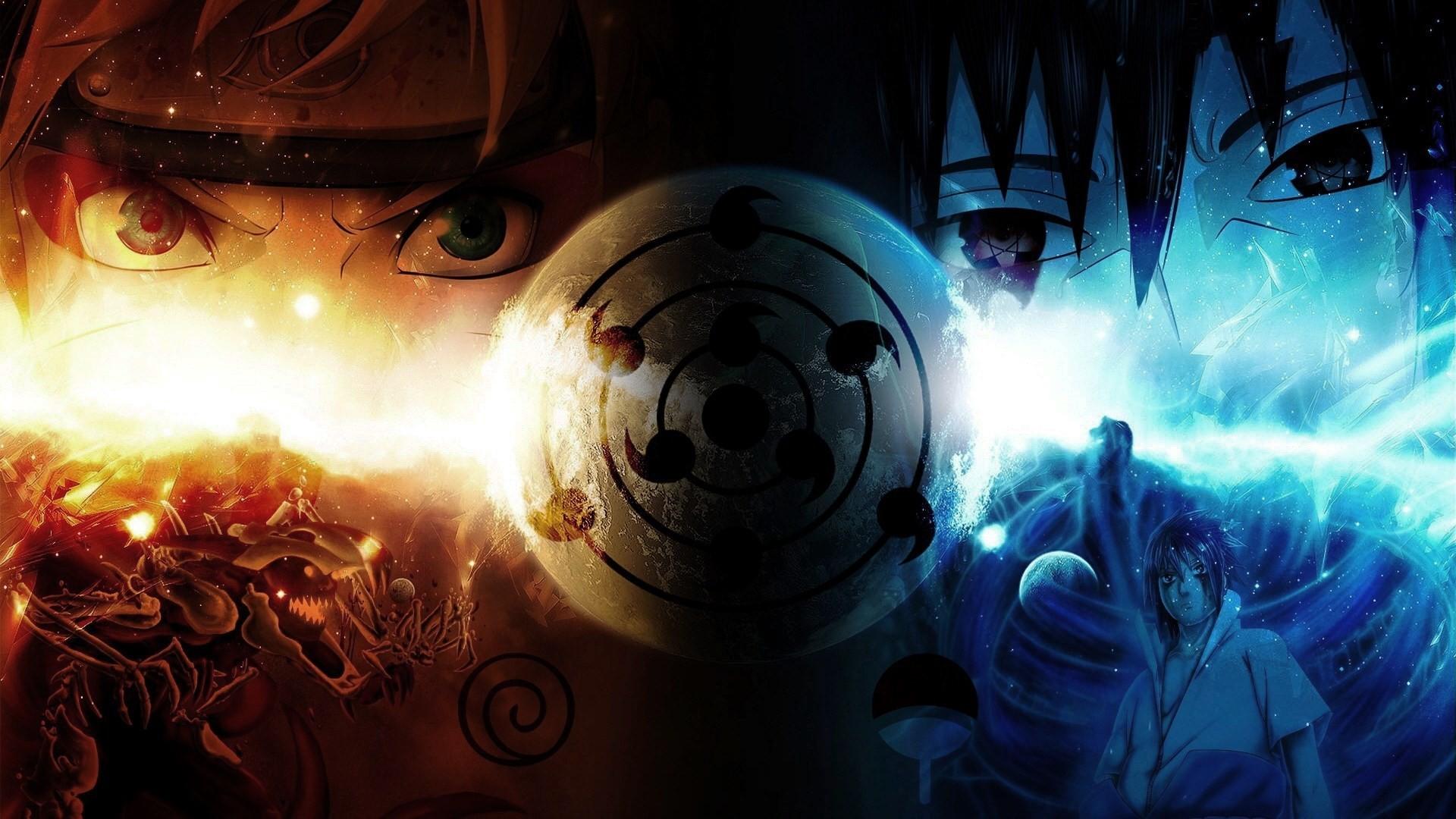 Wallpaper Naruto Shippuuden Sharingan Uzumaki Naruto