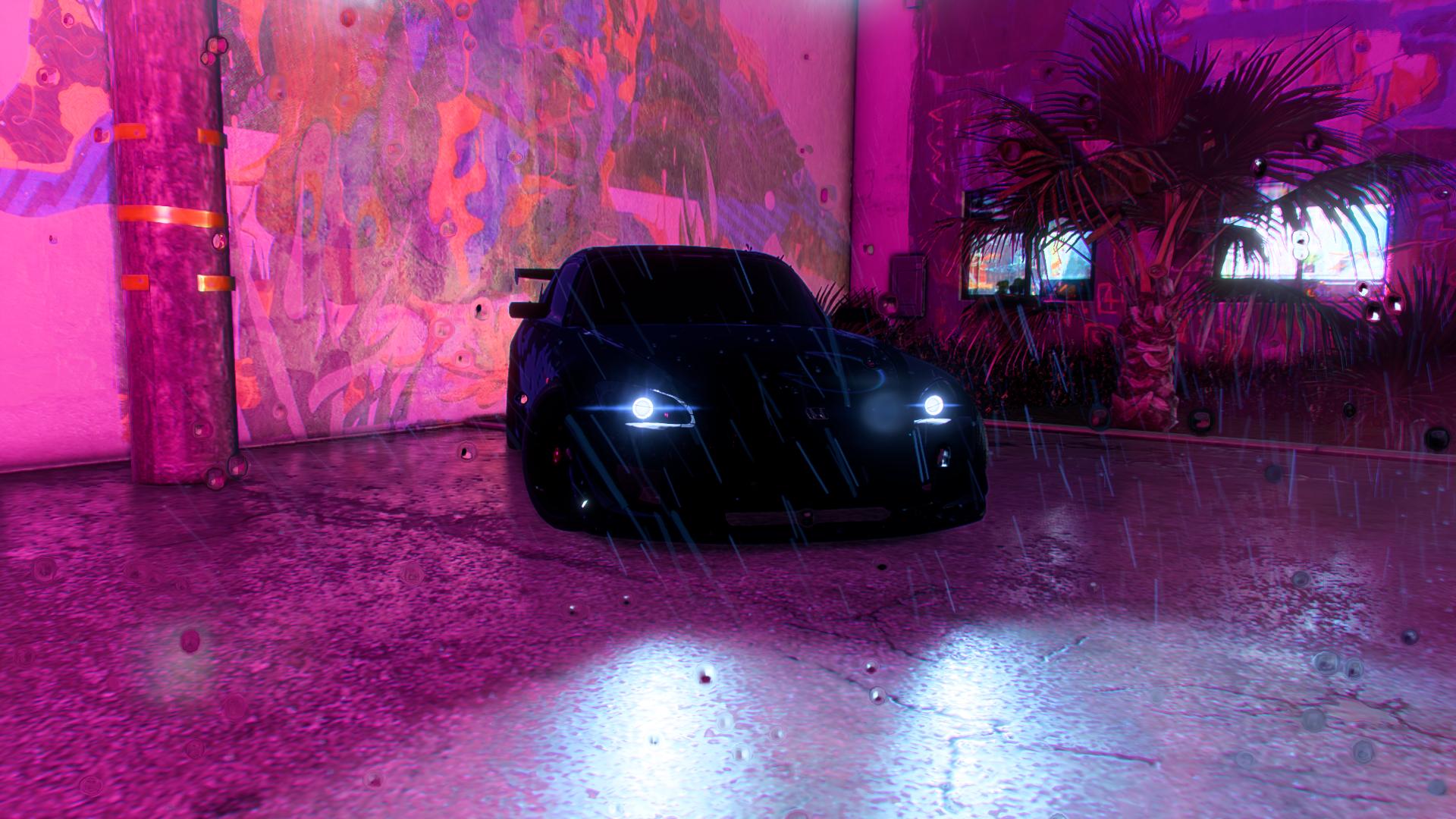Wallpaper Need For Speed Heat S2k Honda S2000 Honda Neon