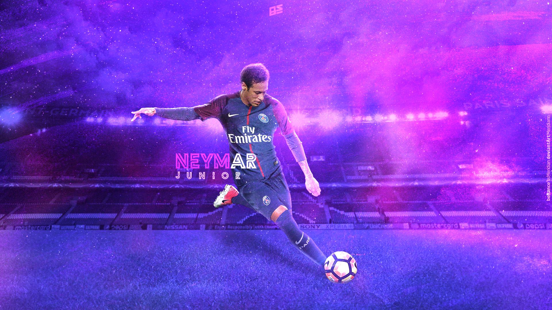 Neymar JR Paris Saint Germain P S G Soccer