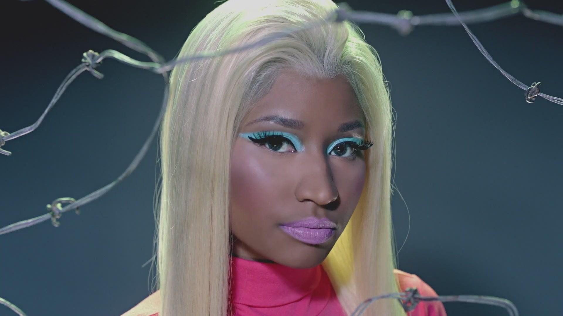 Wallpaper Nicki Minaj The Pinkprint Tour Singer 2015