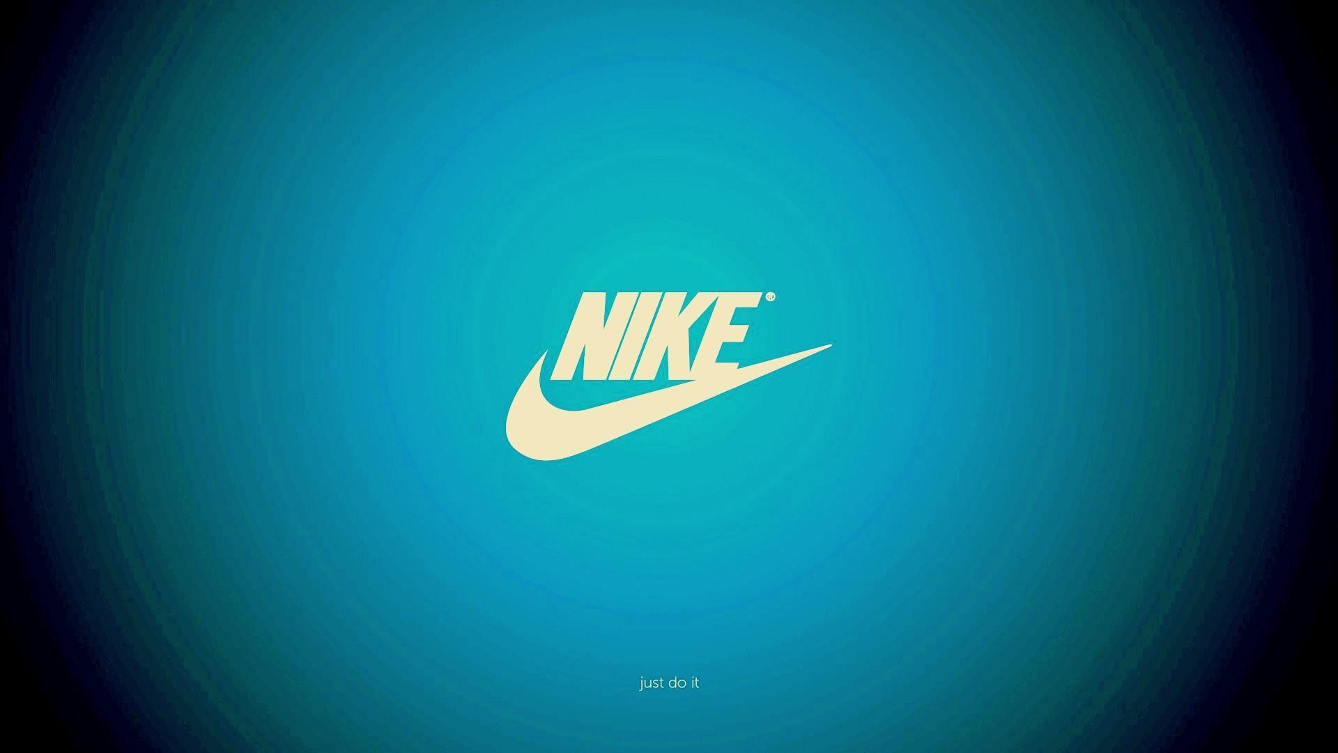Wallpaper Nike Earth Logo Blue Circle Brand Color Shape