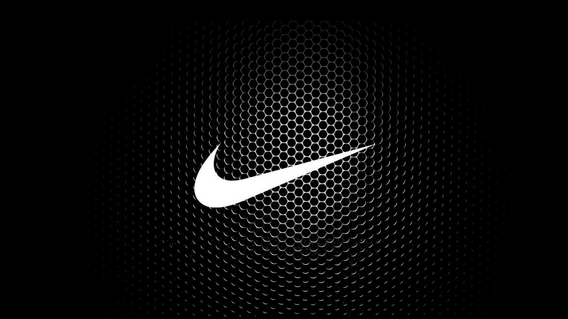 Wallpaper Nike Text Logo Circle Brand Shape Line Symbol