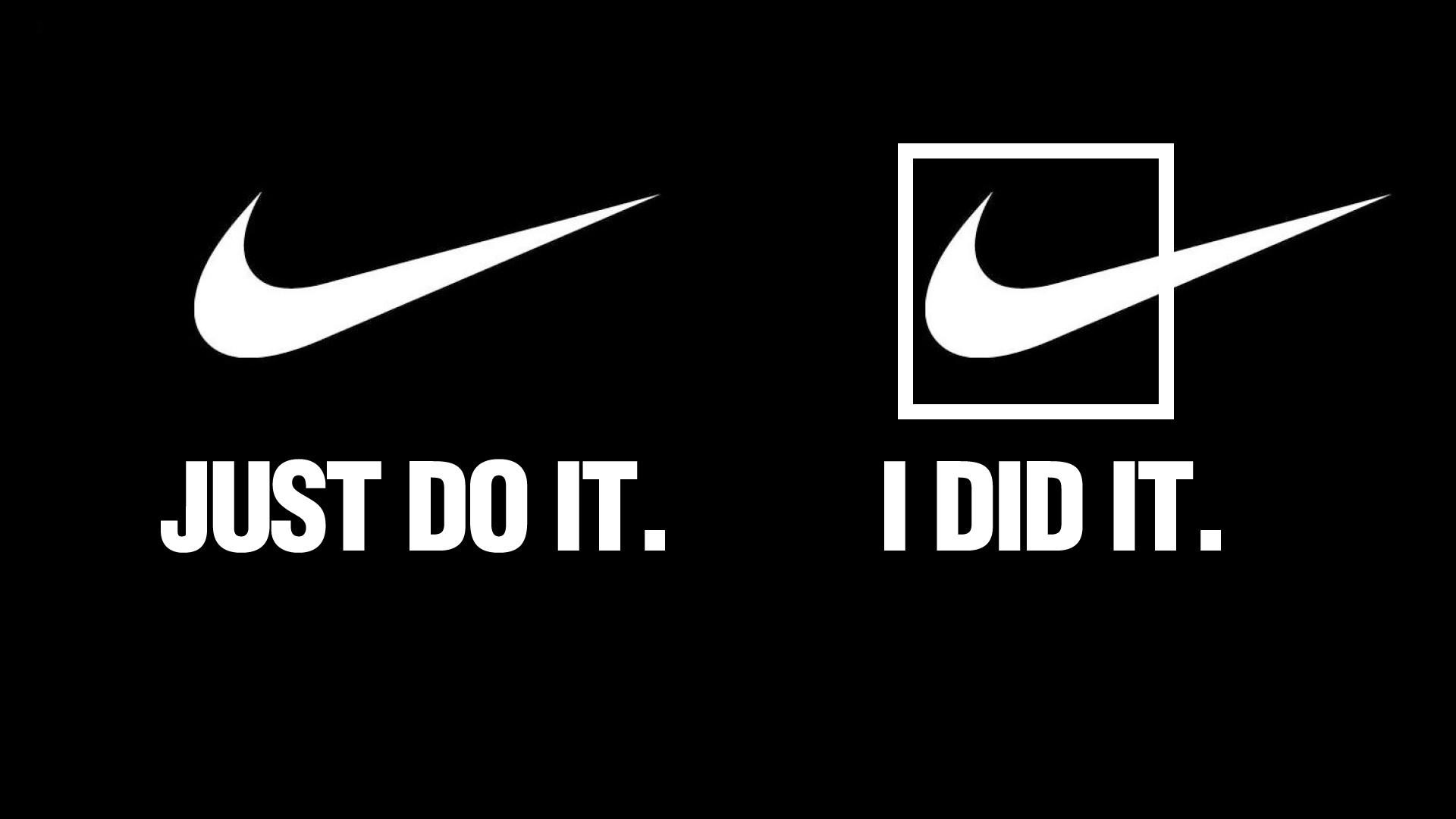 Golpe fuerte Metro Desfavorable  Fondos de pantalla : Nike, humor, Obra de arte, texto, logo, marca, tarea,  línea, fuente 1920x1080 - Jeko98 - 93823 - Fondos de pantalla - WallHere