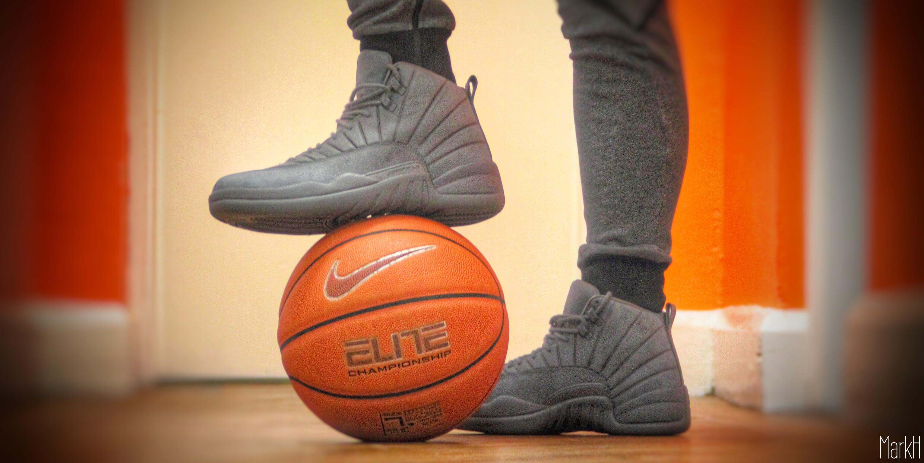 Wallpaper Nike Sport Love Indoors Fire Canon Orange Shoes