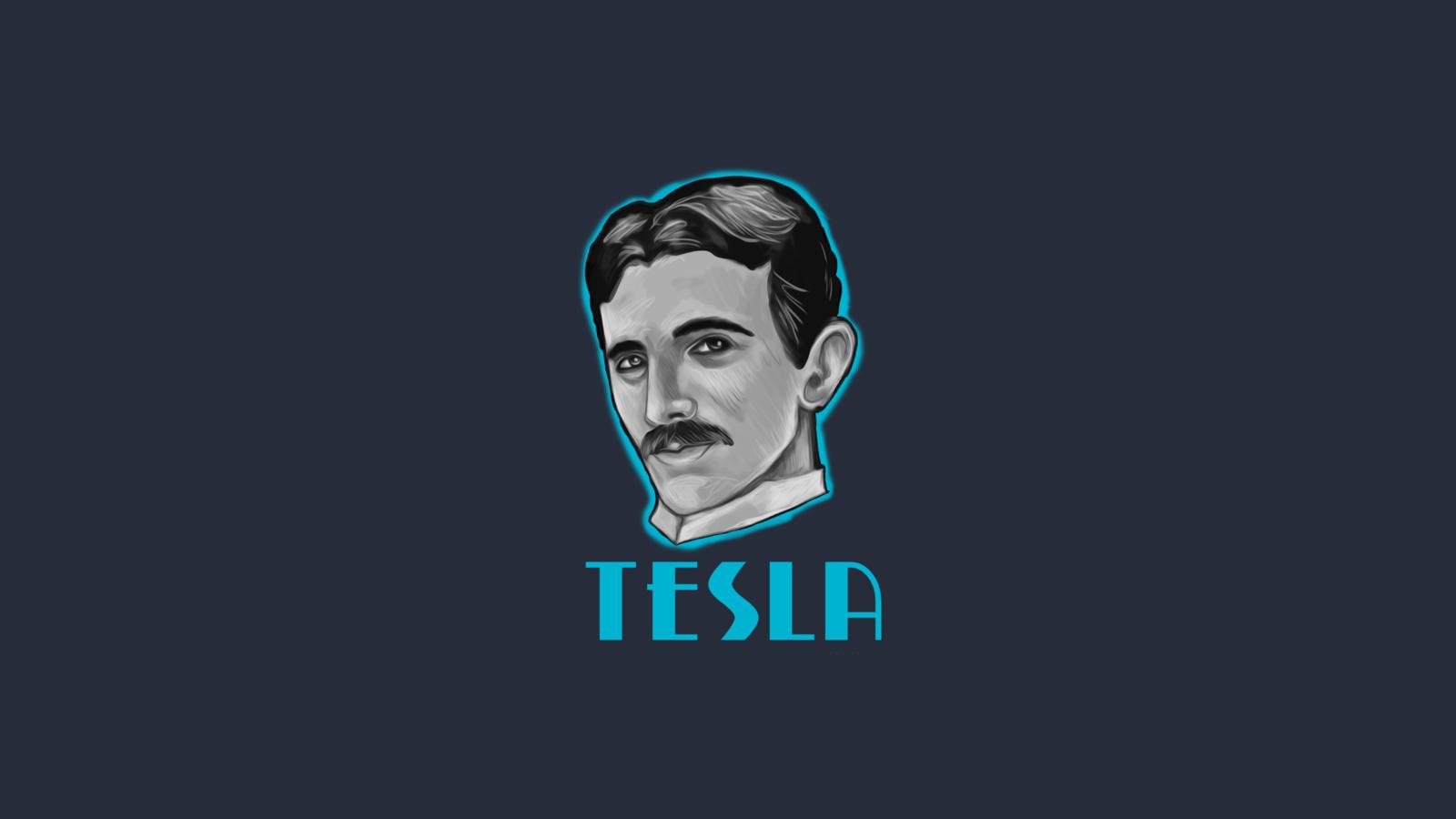 Fondos De Pantalla Nikola Tesla Ciencia 1600x900