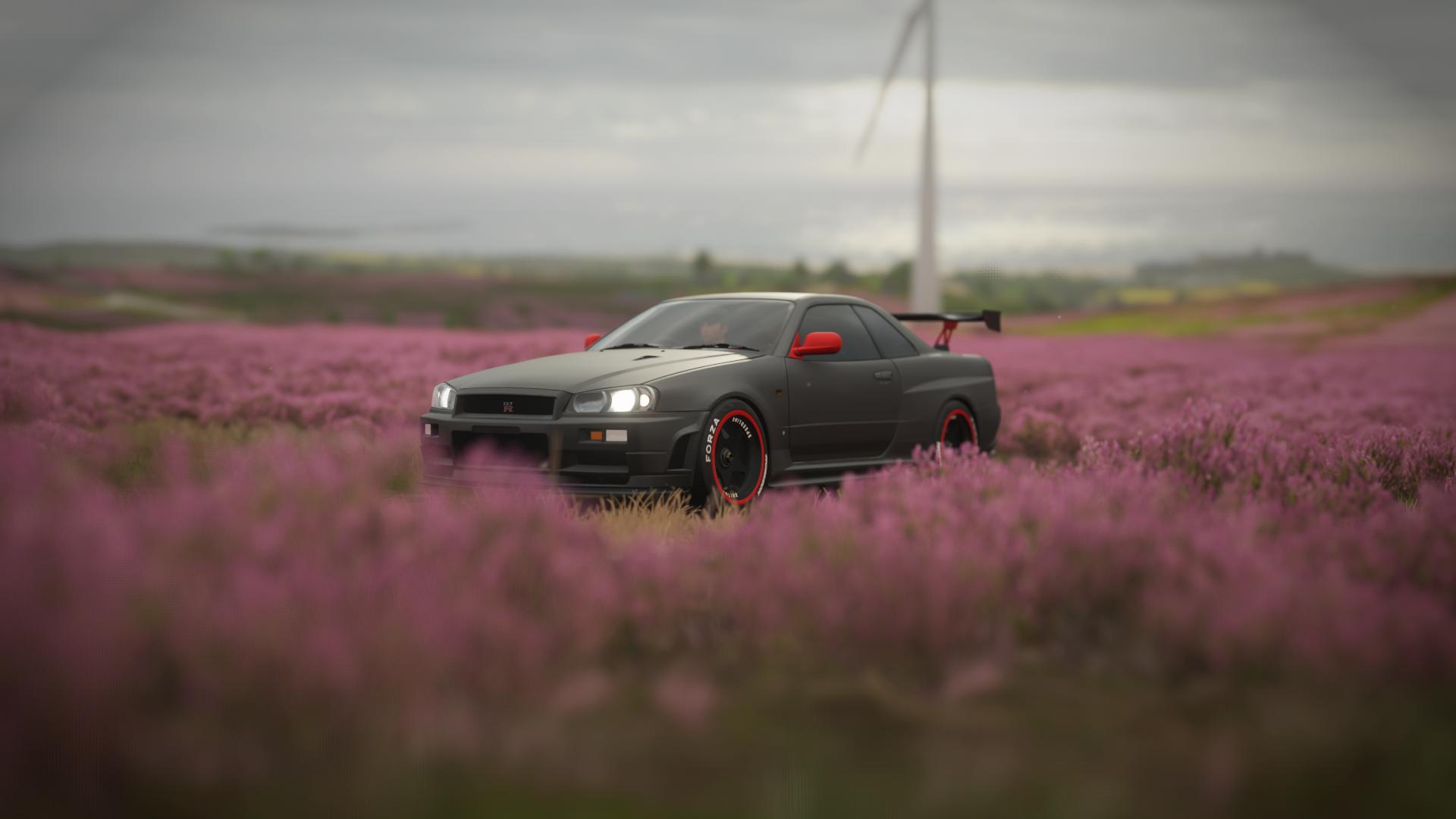 Nissan GTR R34, Nismo, Forza Horizon 4