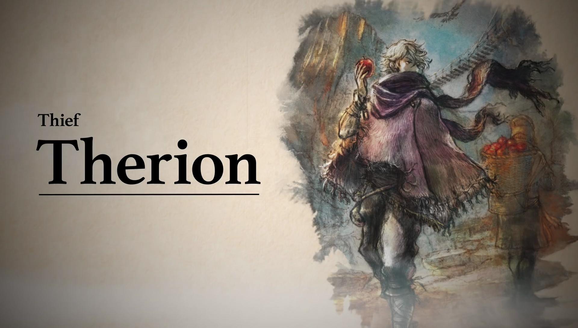 Wallpaper : Octopath Traveler, video games, Thief ...